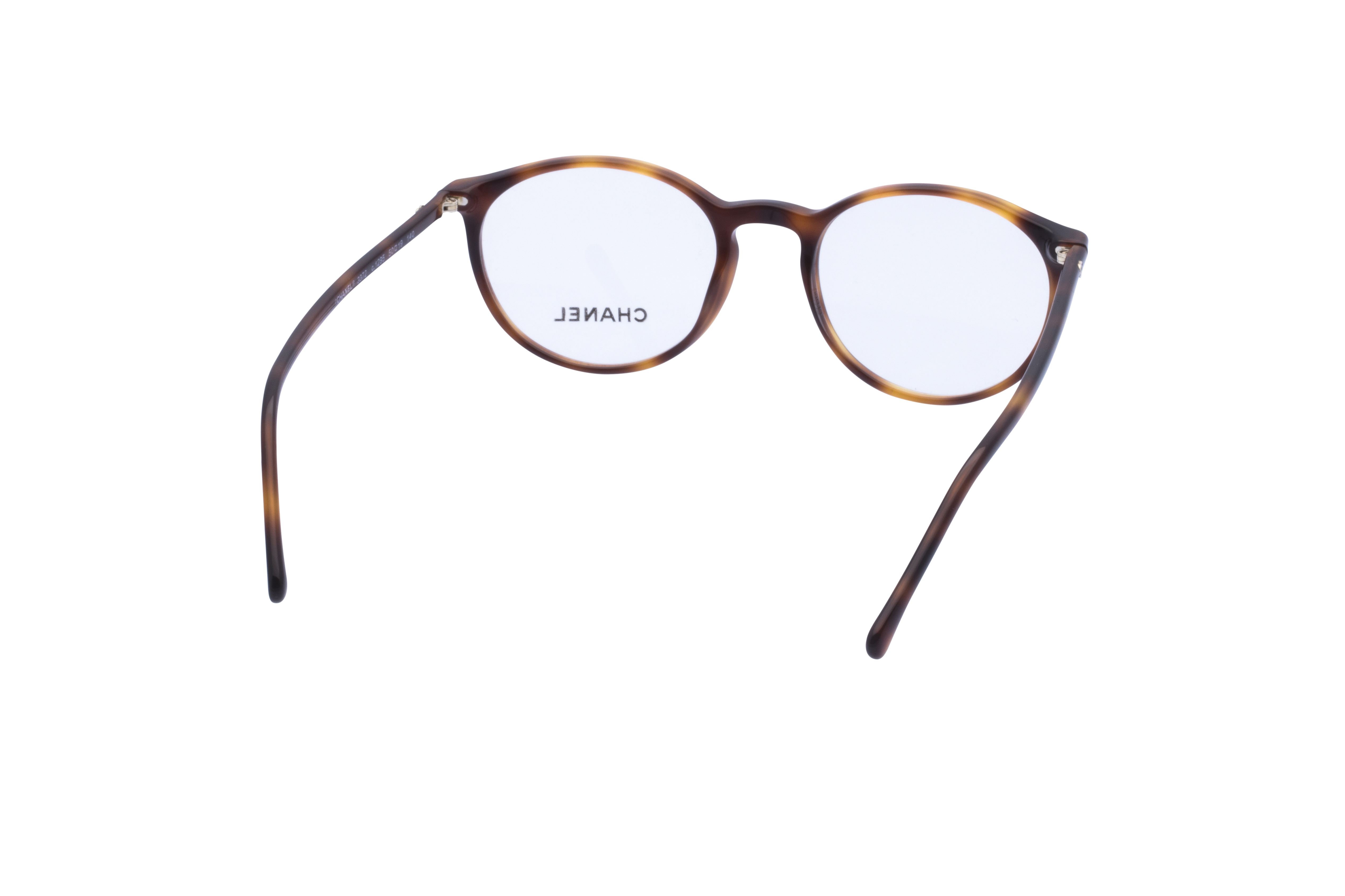 360 Grad Ansicht 11 Chanel 3372 Frontansicht, Brille auf Weiß - Fassung bei KUNK