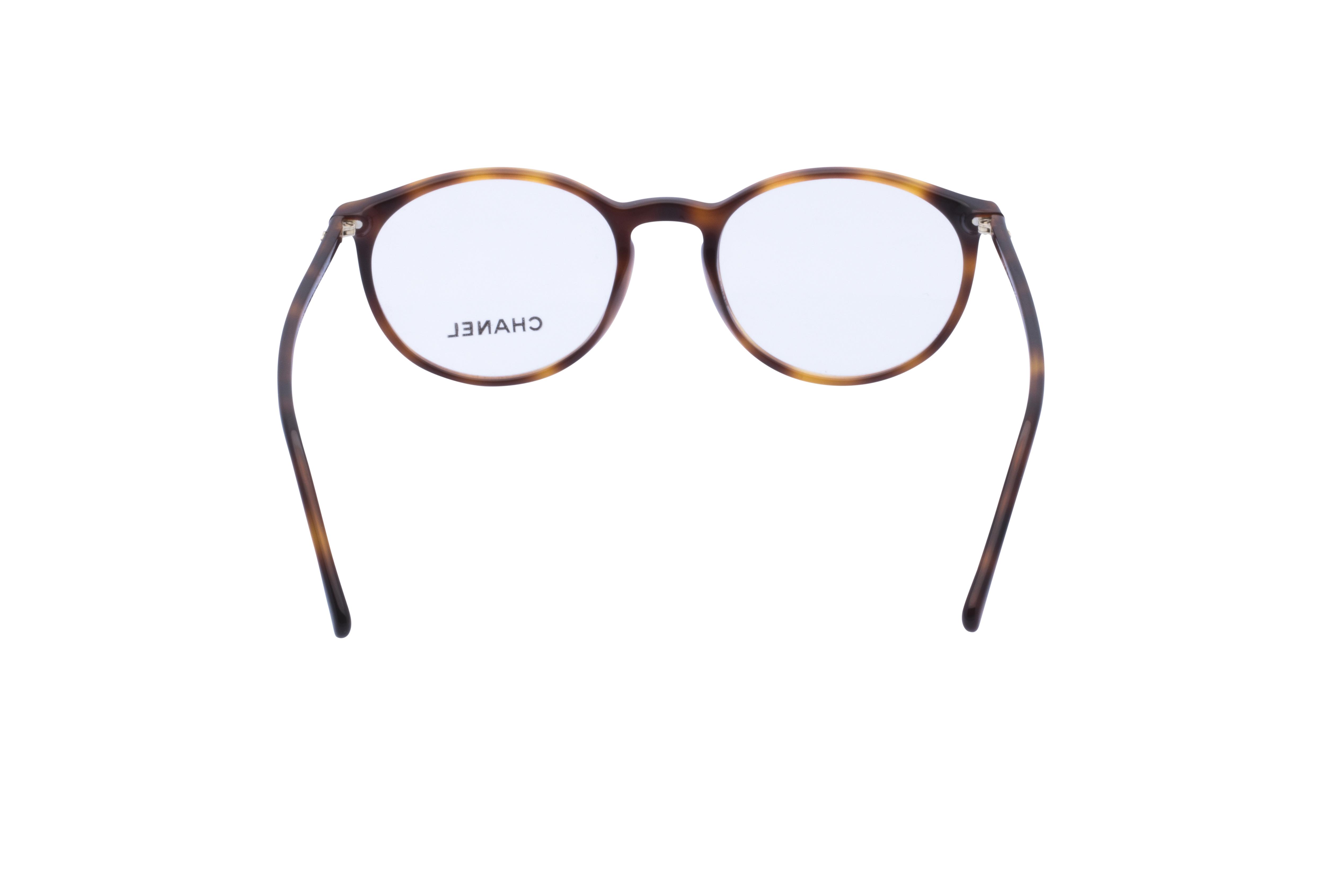 360 Grad Ansicht 12 Chanel 3372 Frontansicht, Brille auf Weiß - Fassung bei KUNK