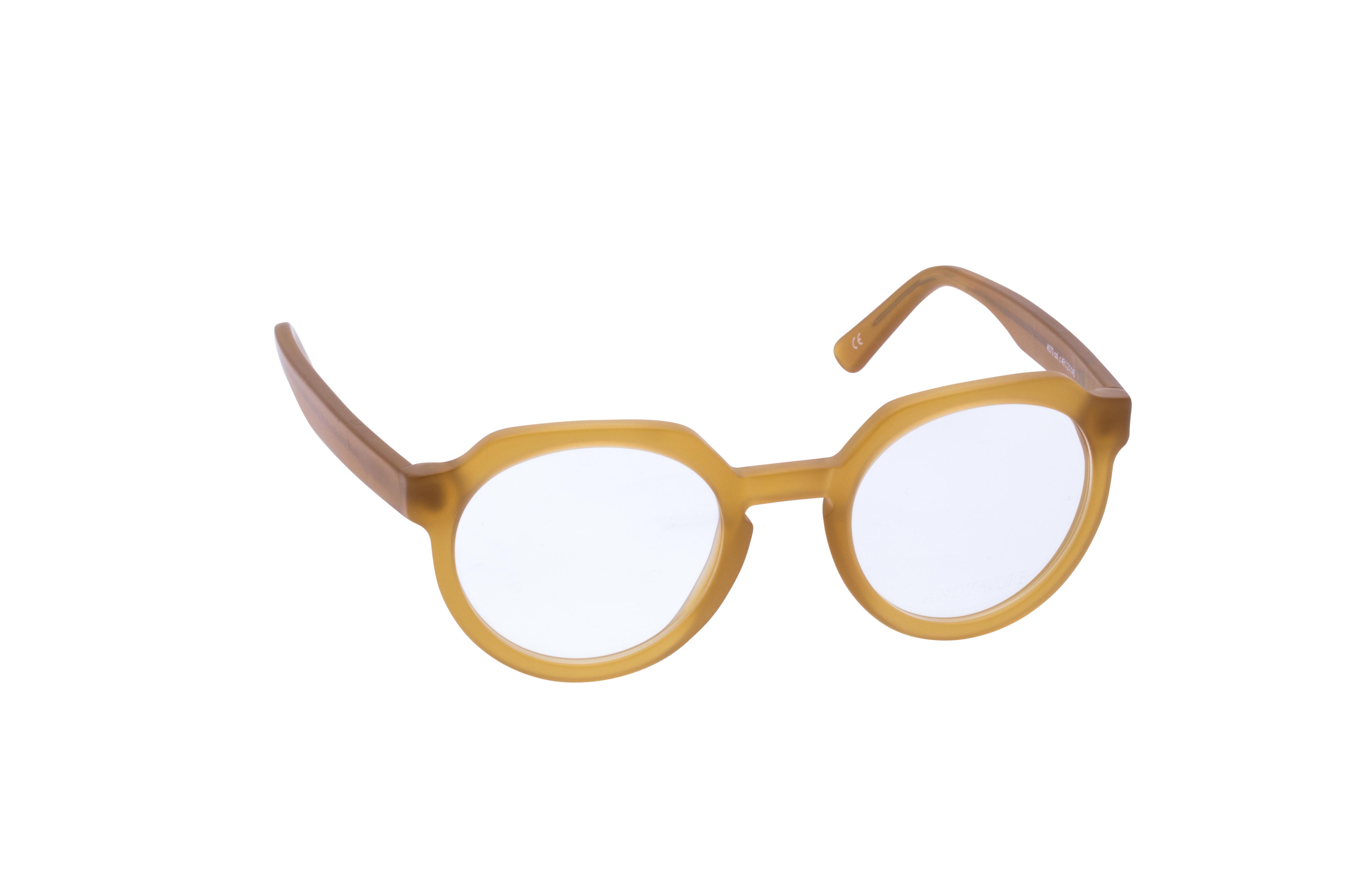 360 Grad Ansicht 1 Andy Wolf 4570, Brille auf Weiß - Fassung bei KUNK