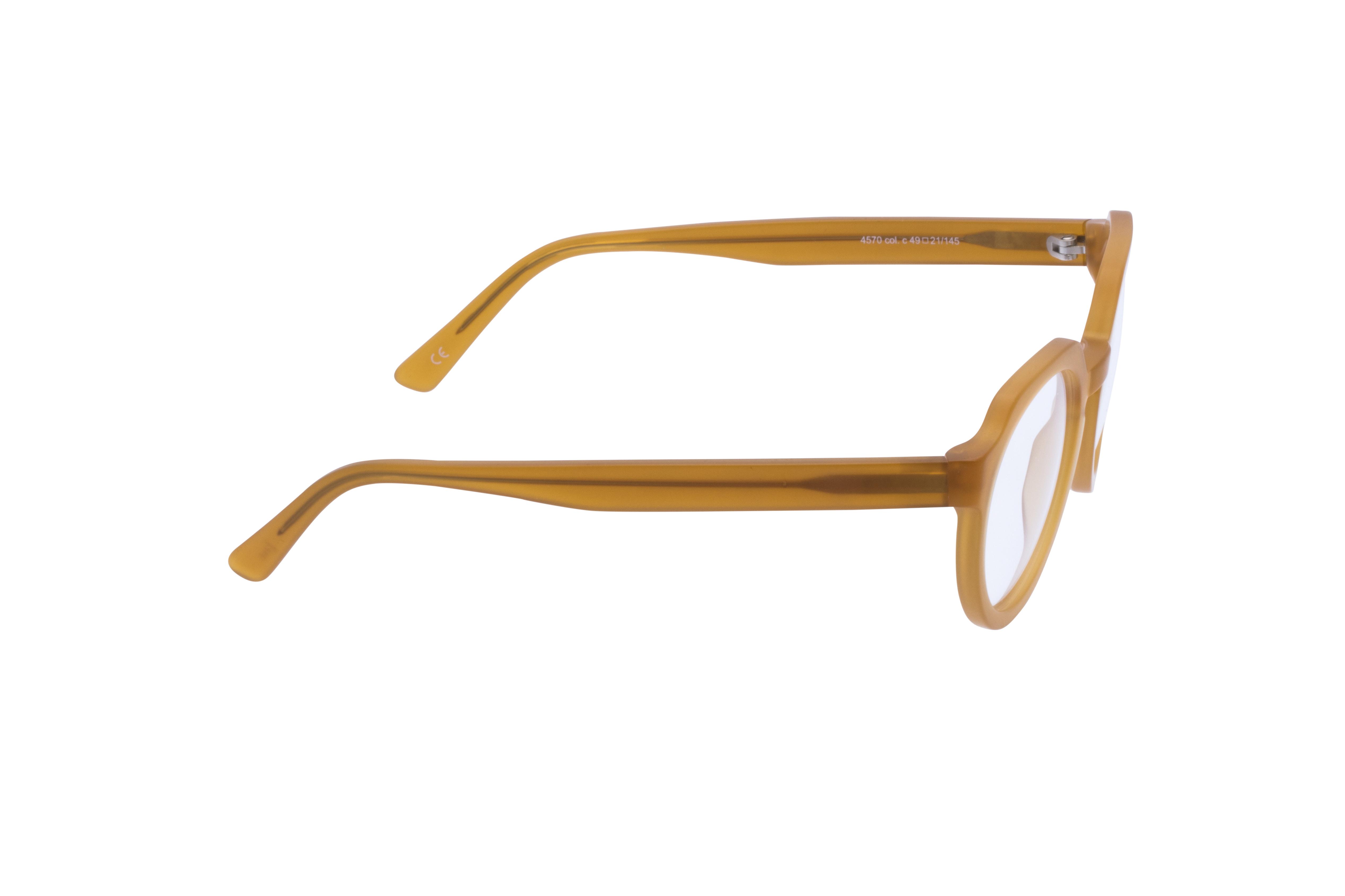 360 Grad Ansicht 5 Andy Wolf 4570, Brille auf Weiß - Fassung bei KUNK