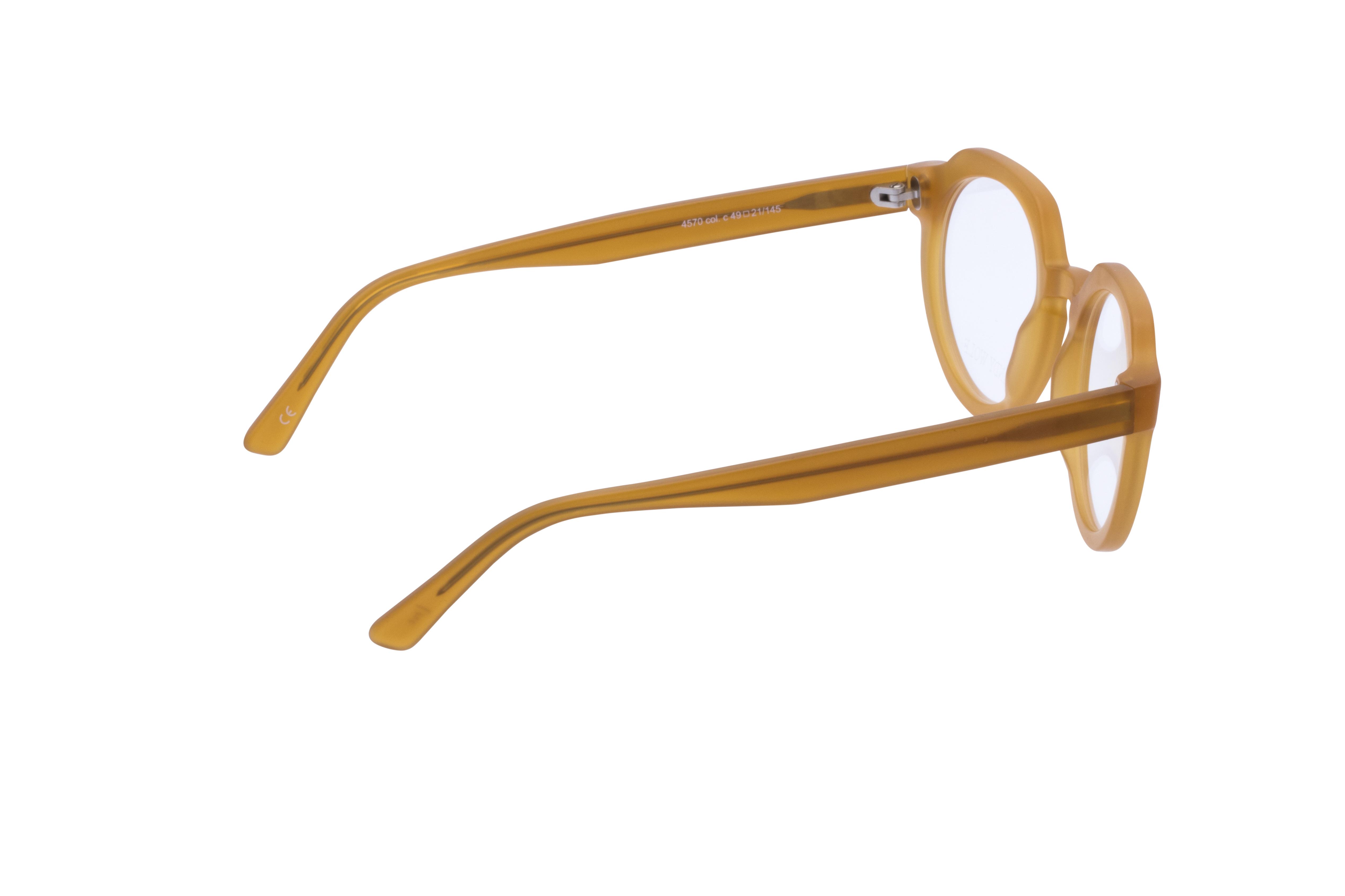 360 Grad Ansicht 7 Andy Wolf 4570, Brille auf Weiß - Fassung bei KUNK
