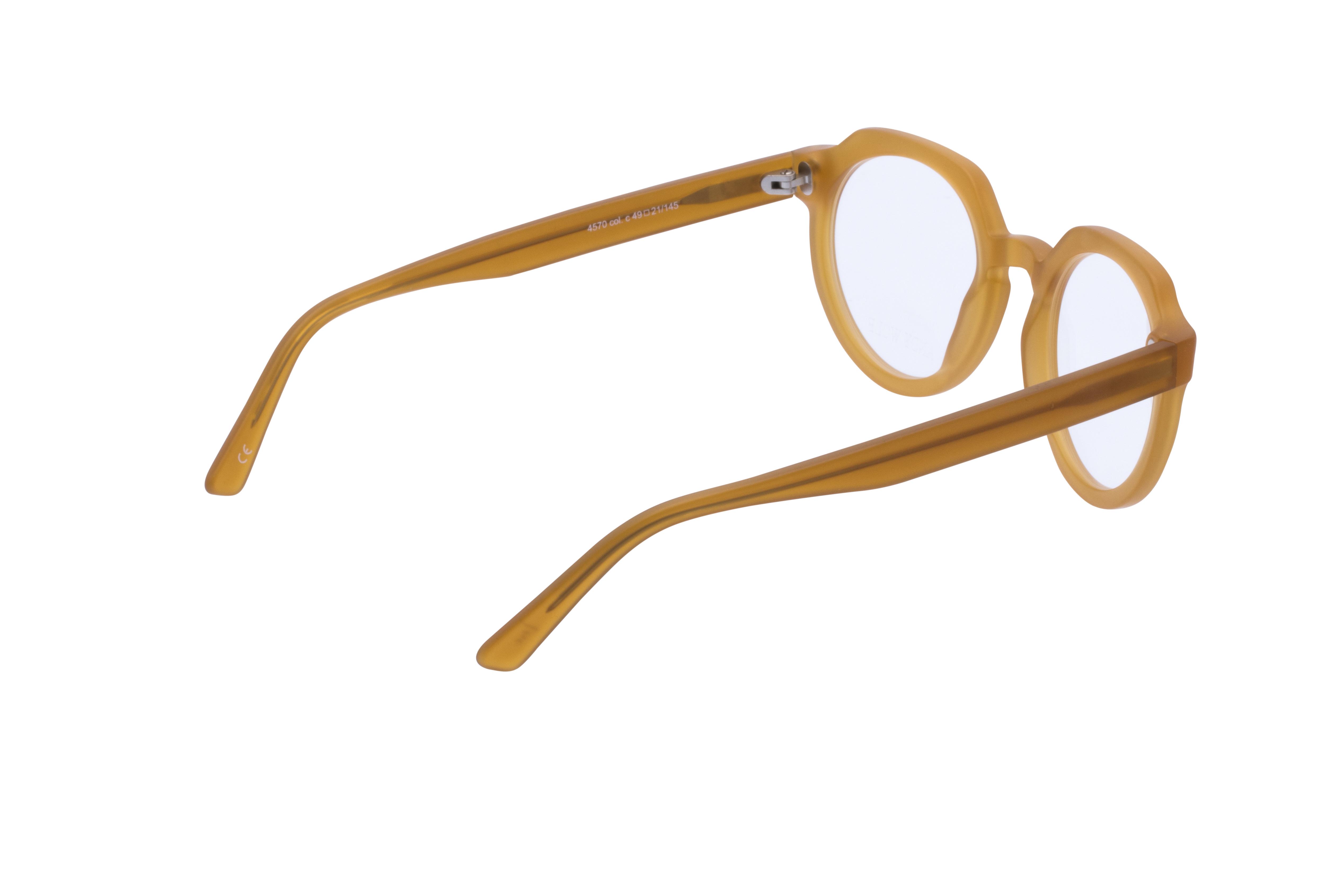 360 Grad Ansicht 8 Andy Wolf 4570, Brille auf Weiß - Fassung bei KUNK