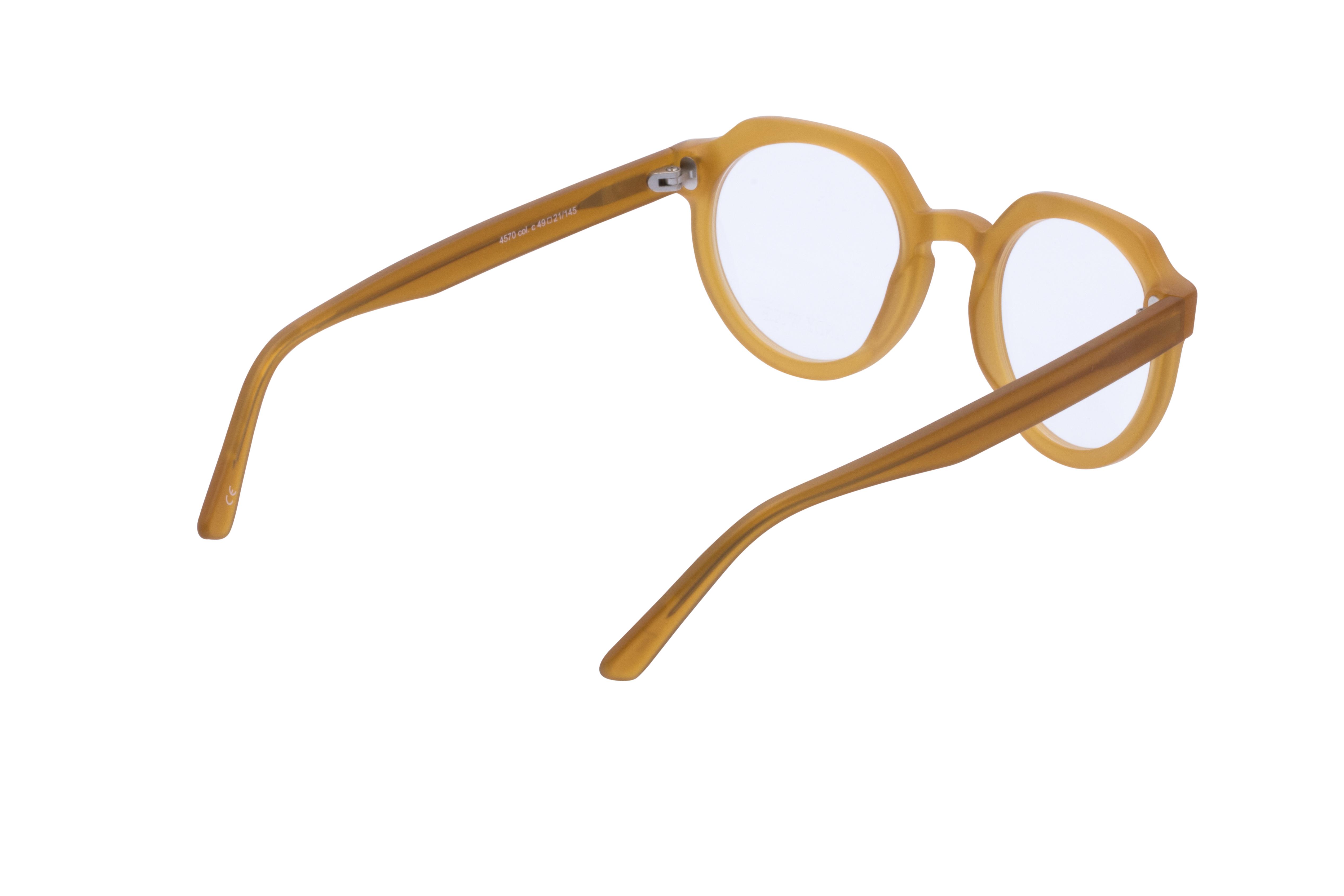 360 Grad Ansicht 9 Andy Wolf 4570, Brille auf Weiß - Fassung bei KUNK
