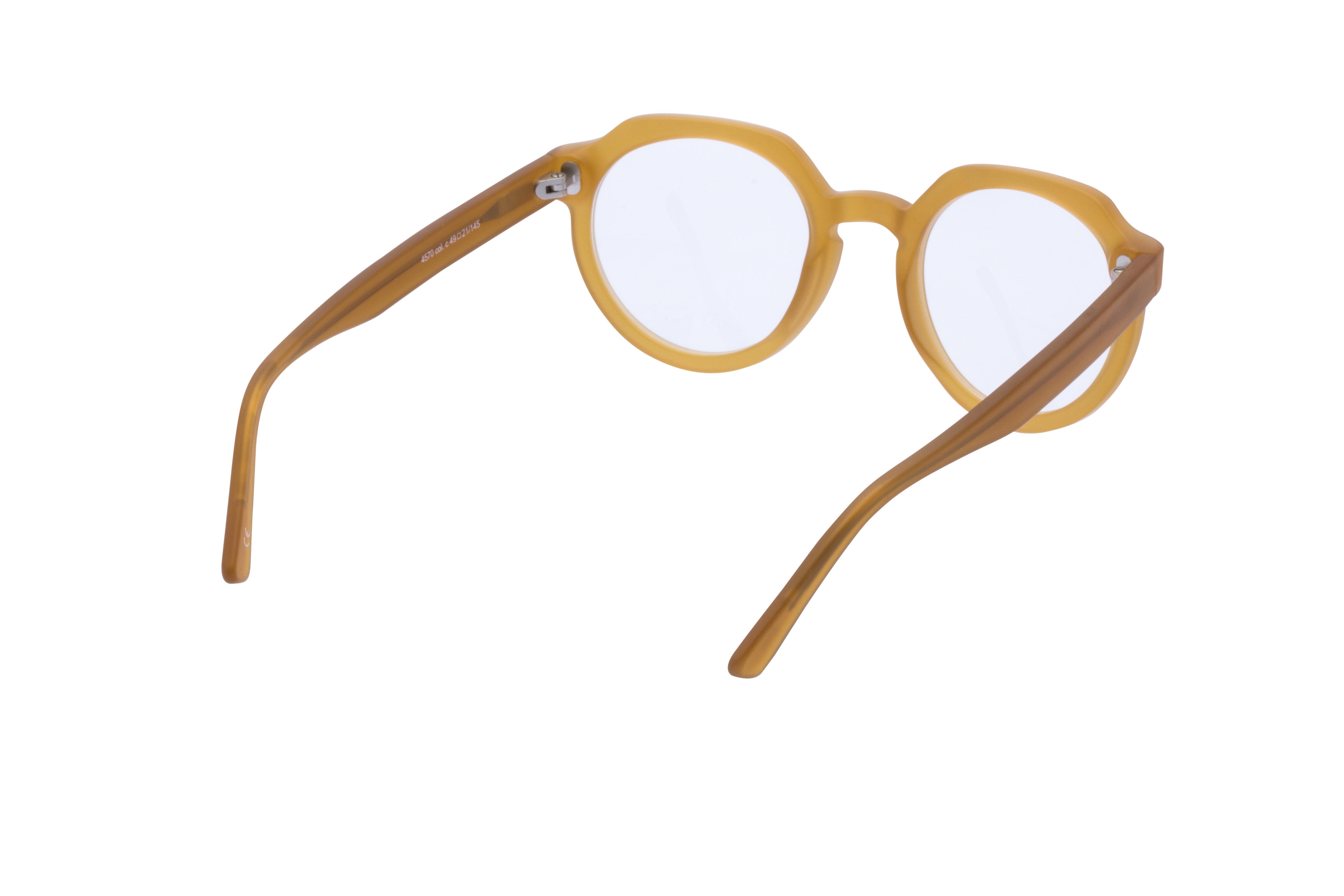 360 Grad Ansicht 10 Andy Wolf 4570, Brille auf Weiß - Fassung bei KUNK