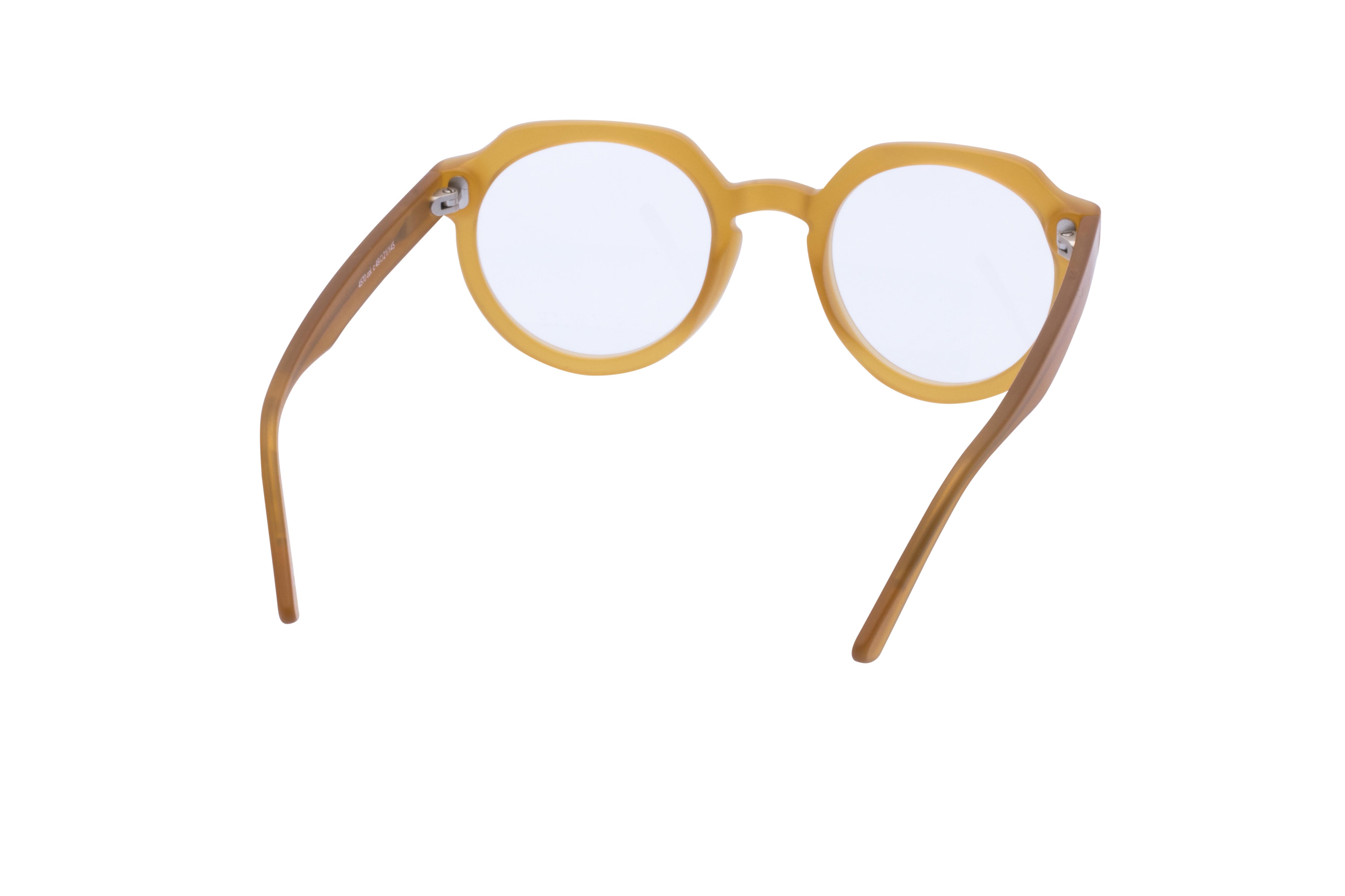 360 Grad Ansicht 11 Andy Wolf 4570, Brille auf Weiß - Fassung bei KUNK