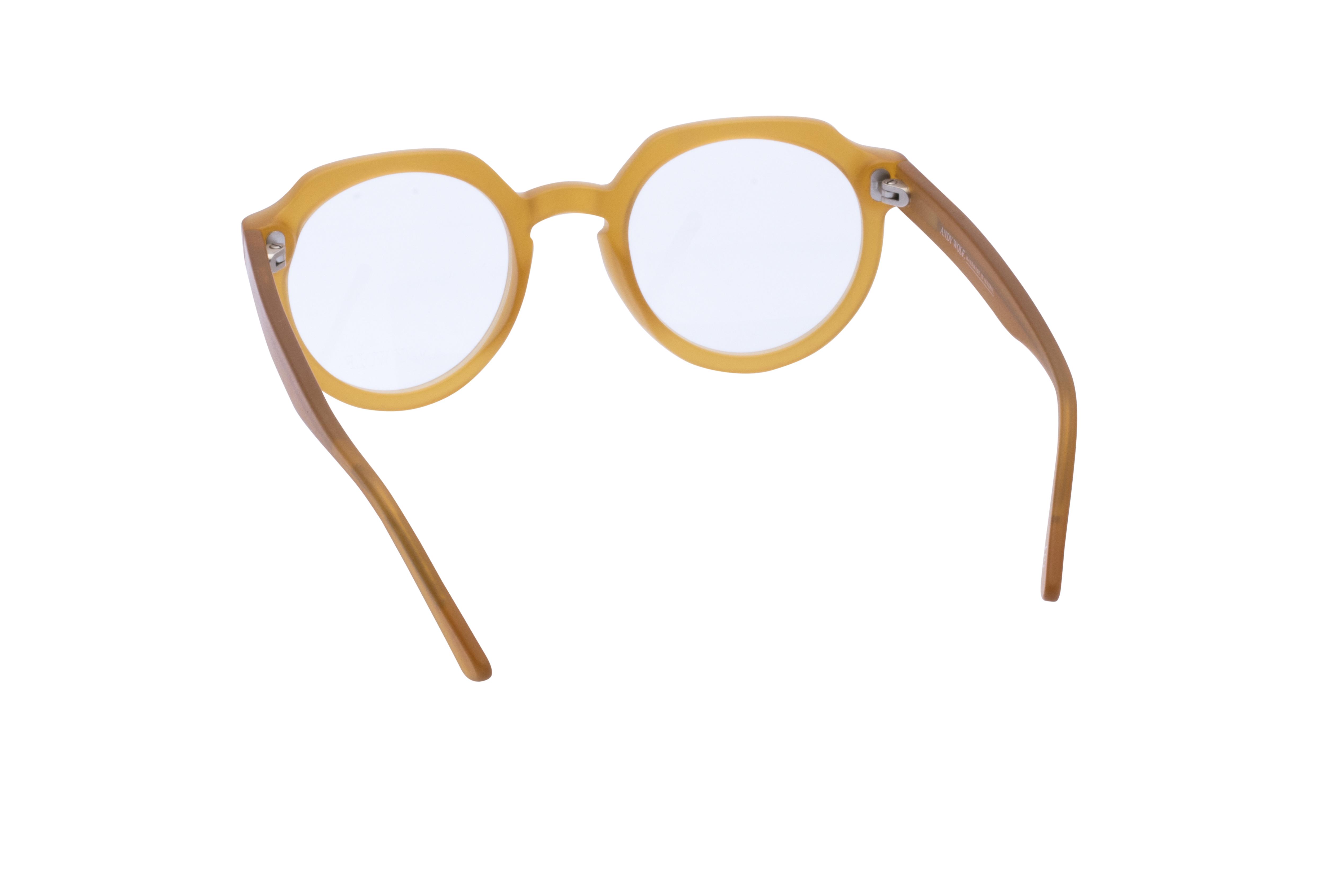 360 Grad Ansicht 13 Andy Wolf 4570, Brille auf Weiß - Fassung bei KUNK