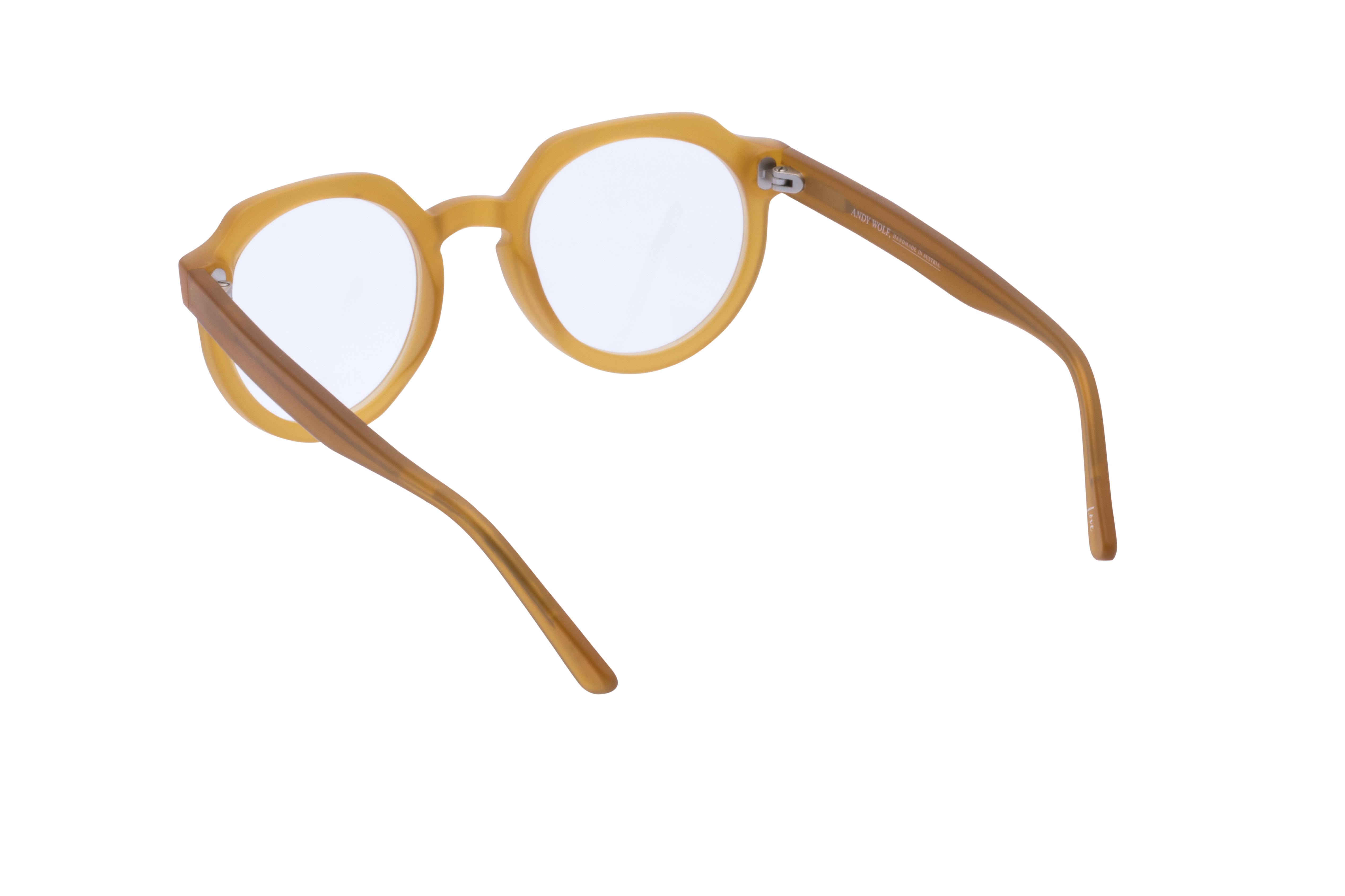 360 Grad Ansicht 14 Andy Wolf 4570, Brille auf Weiß - Fassung bei KUNK
