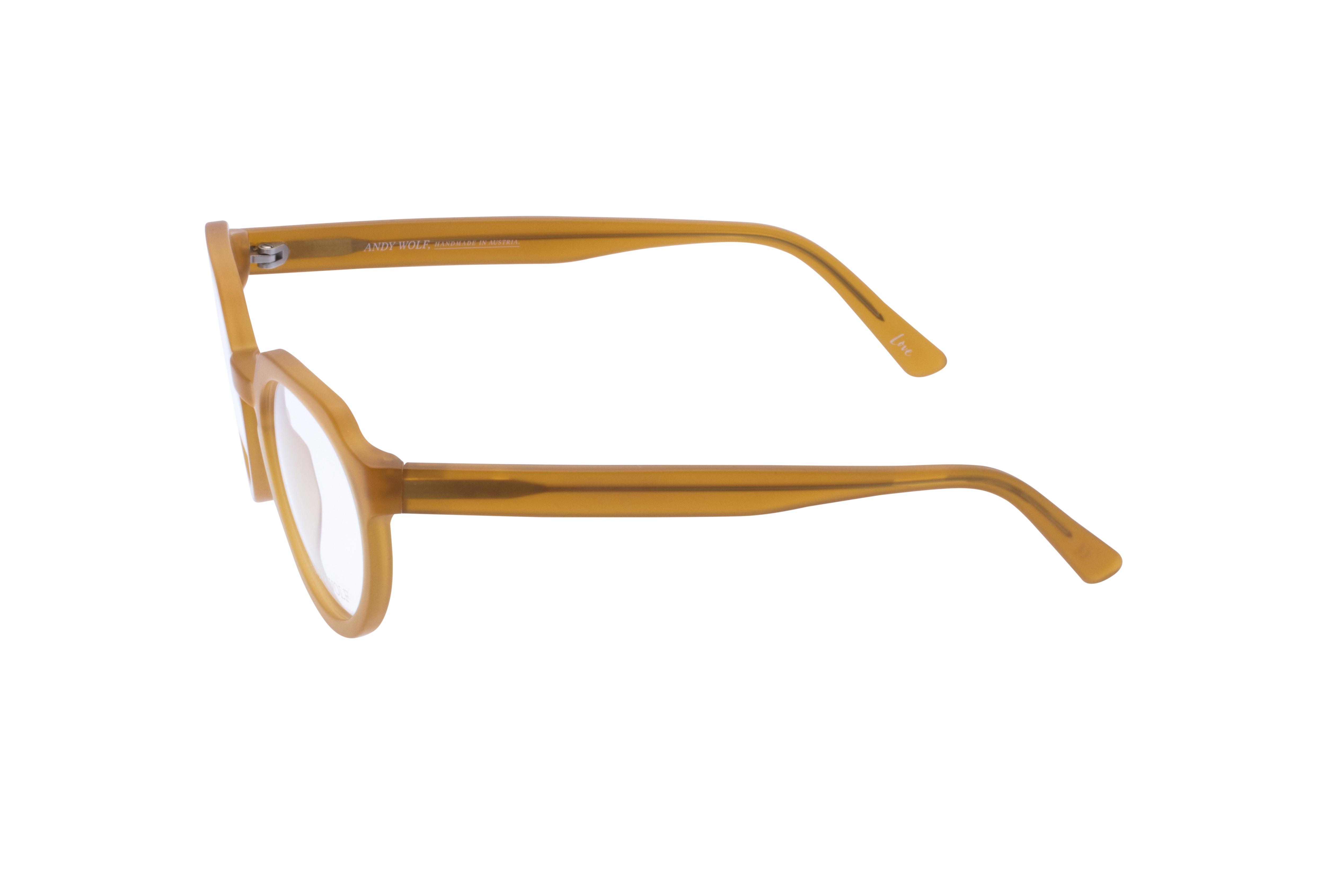 360 Grad Ansicht 19 Andy Wolf 4570, Brille auf Weiß - Fassung bei KUNK