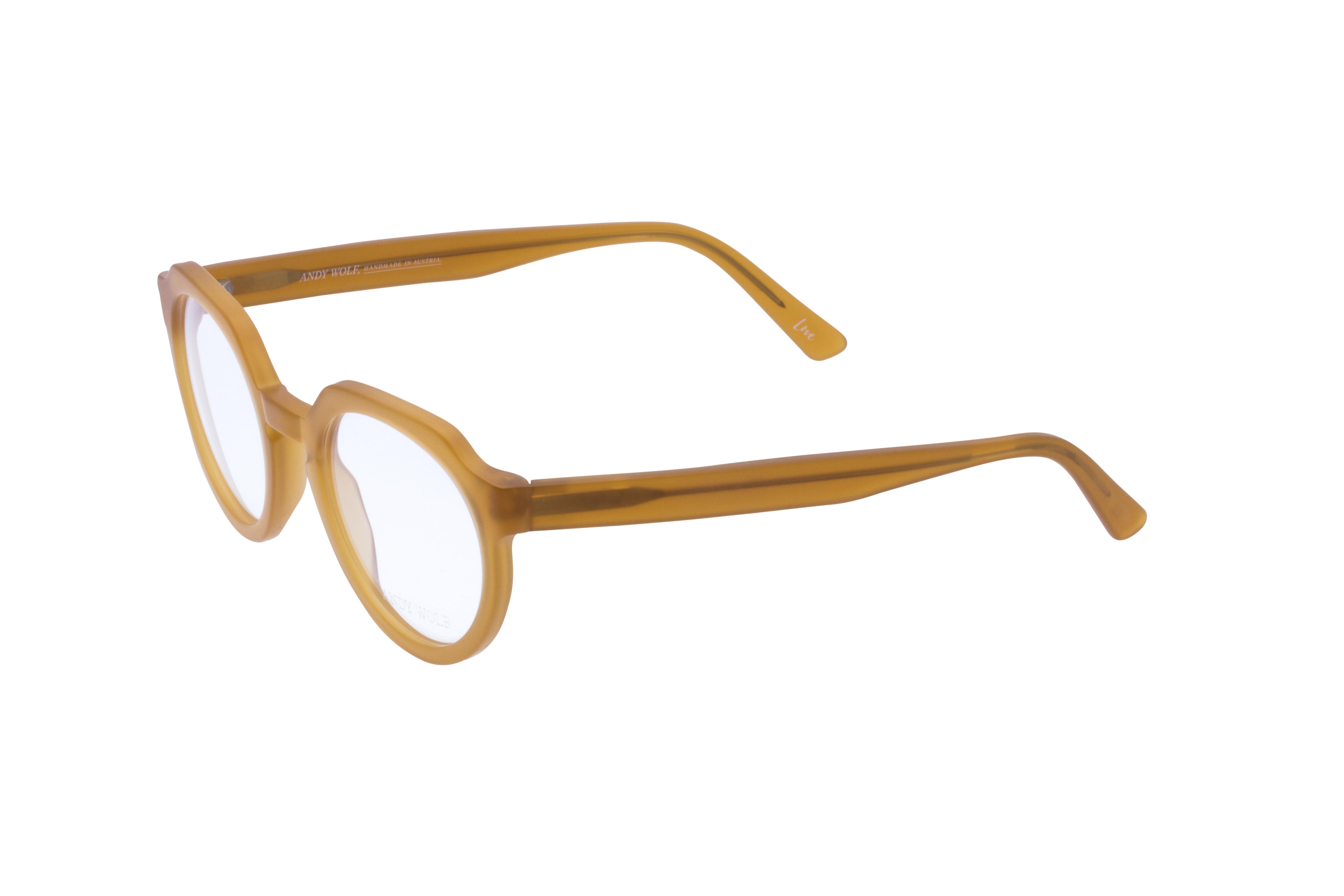 360 Grad Ansicht 20 Andy Wolf 4570, Brille auf Weiß - Fassung bei KUNK