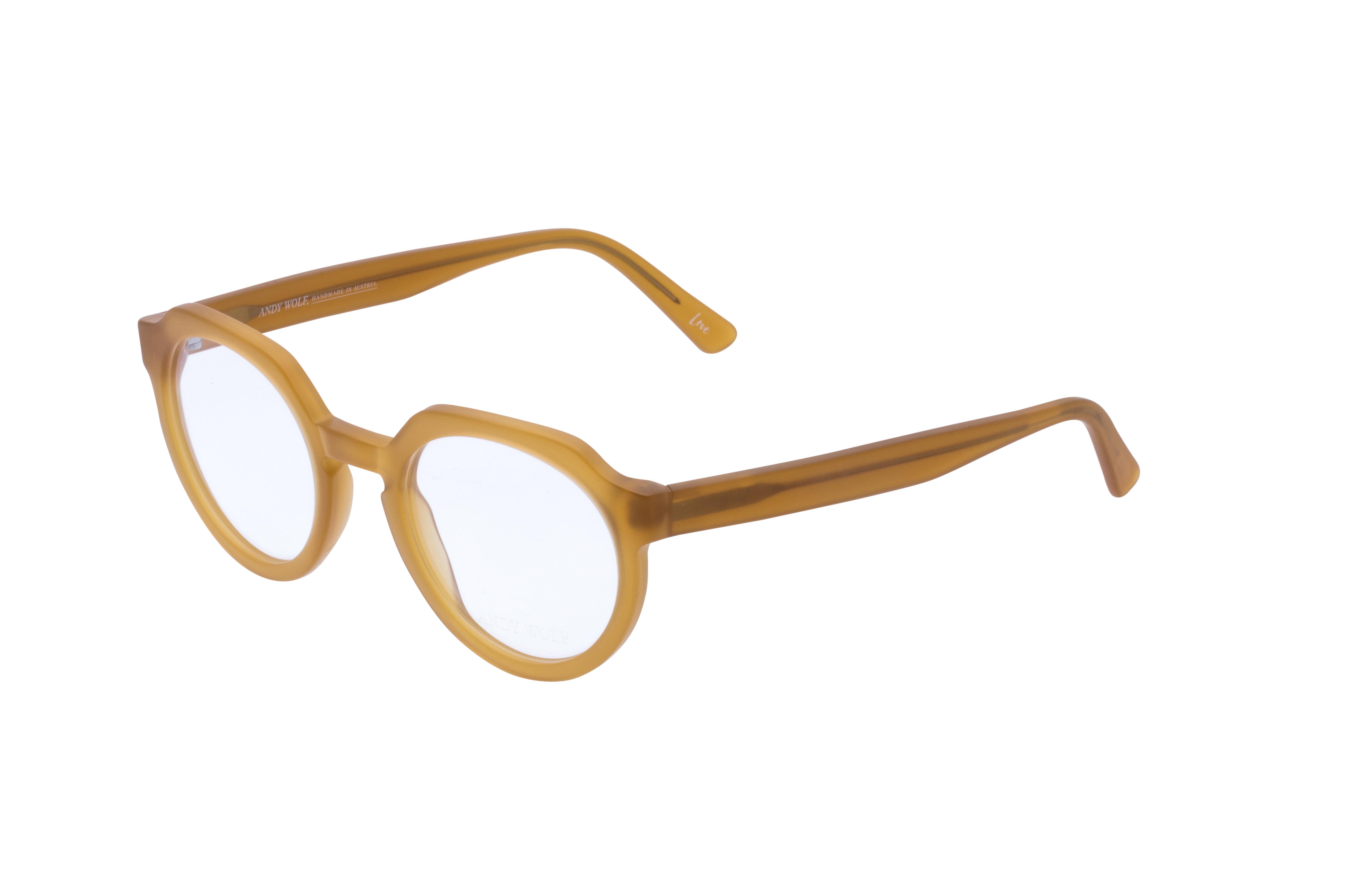 360 Grad Ansicht 21 Andy Wolf 4570, Brille auf Weiß - Fassung bei KUNK