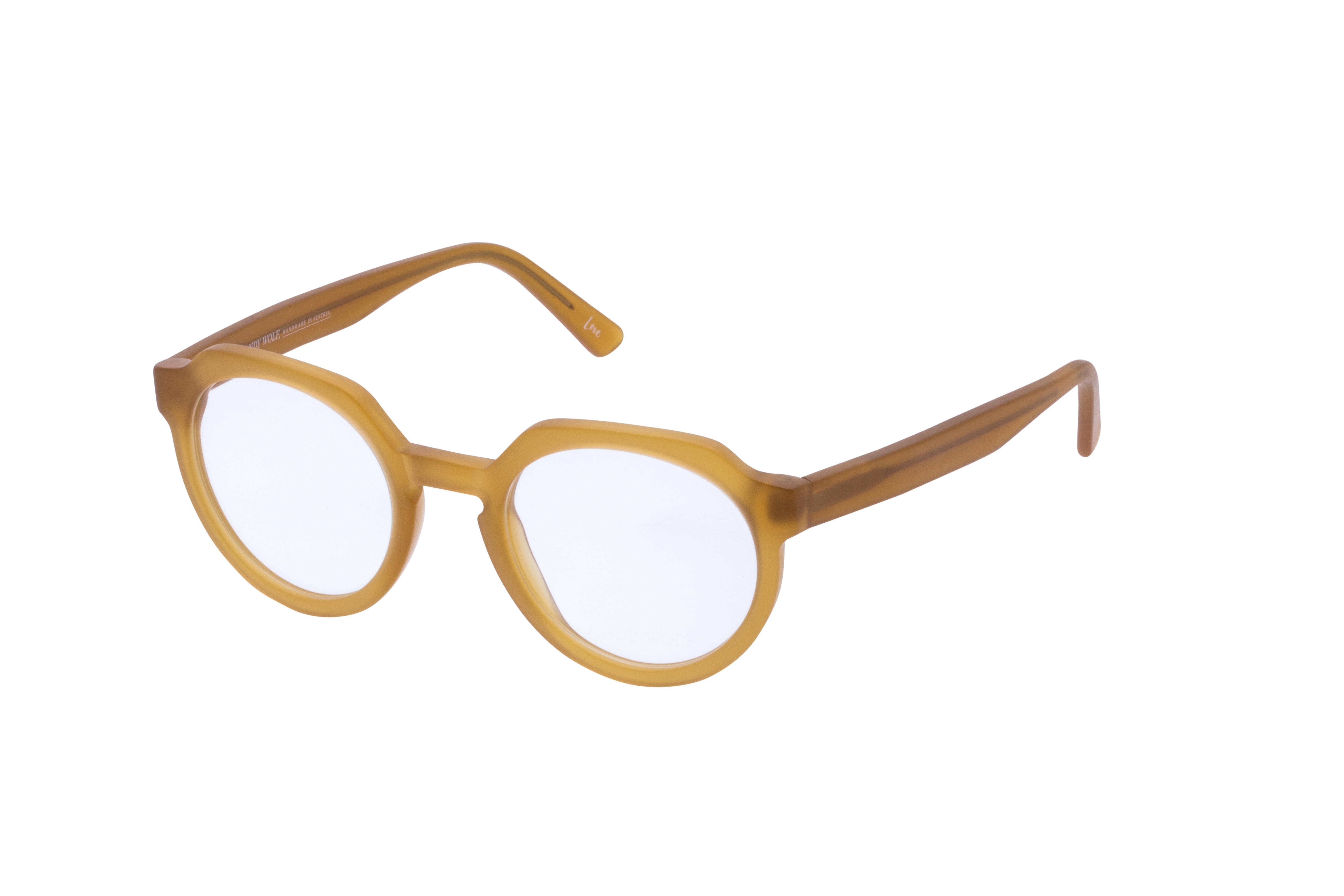 360 Grad Ansicht 22 Andy Wolf 4570, Brille auf Weiß - Fassung bei KUNK