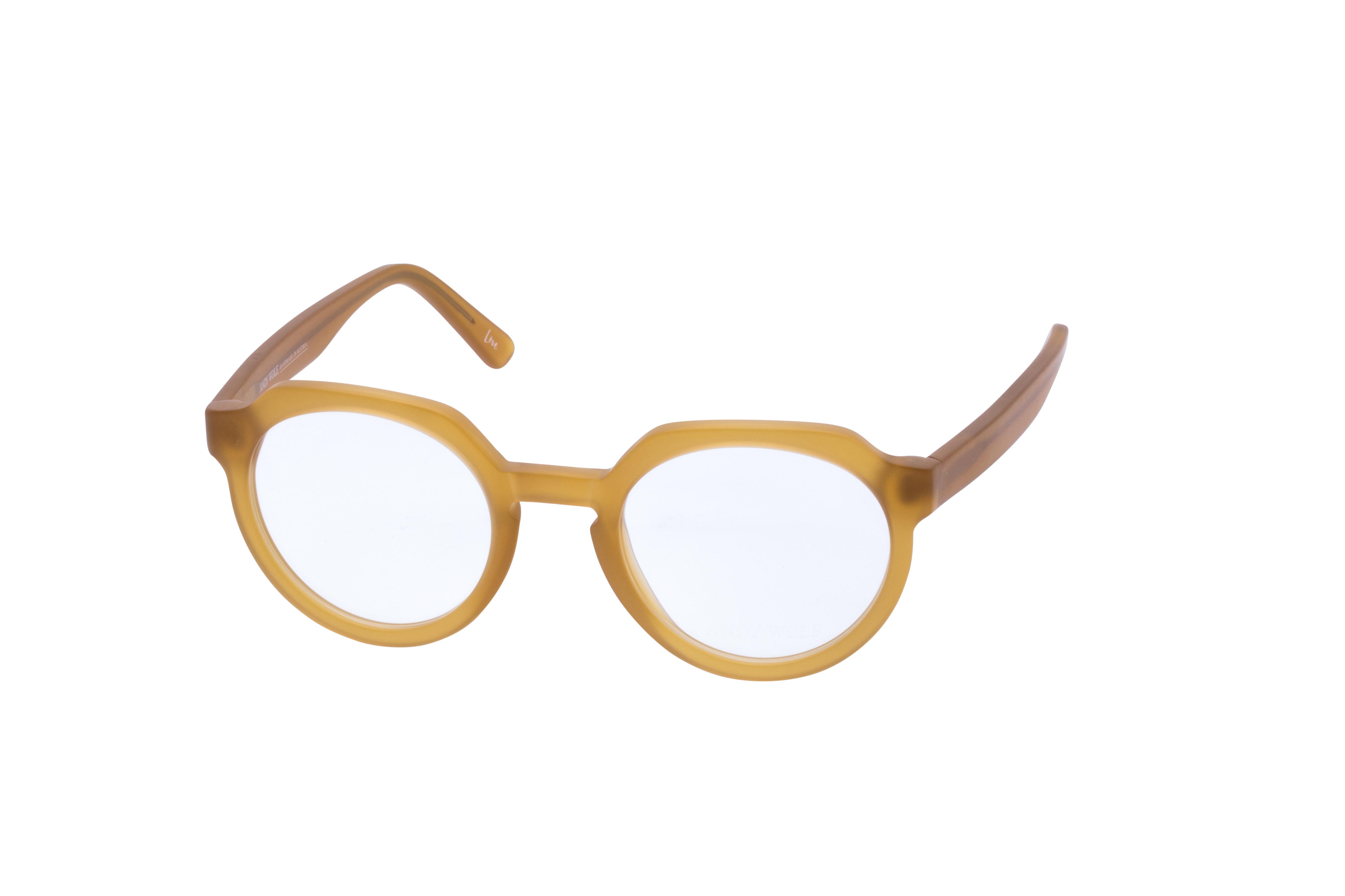 360 Grad Ansicht 23 Andy Wolf 4570, Brille auf Weiß - Fassung bei KUNK