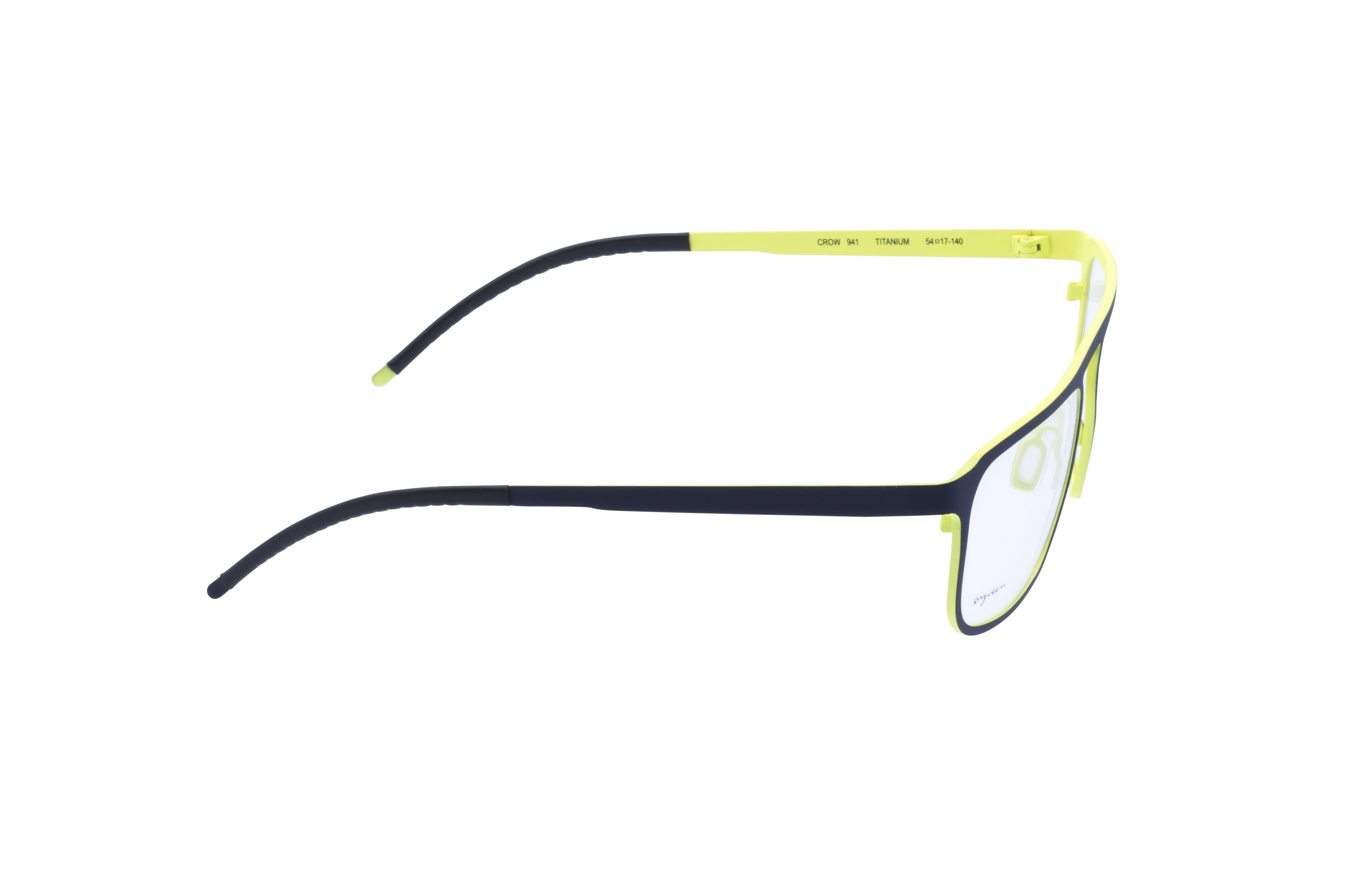360 Grad Ansicht 5 Orgreen Crow, Brille auf Weiß - Fassung bei KUNK
