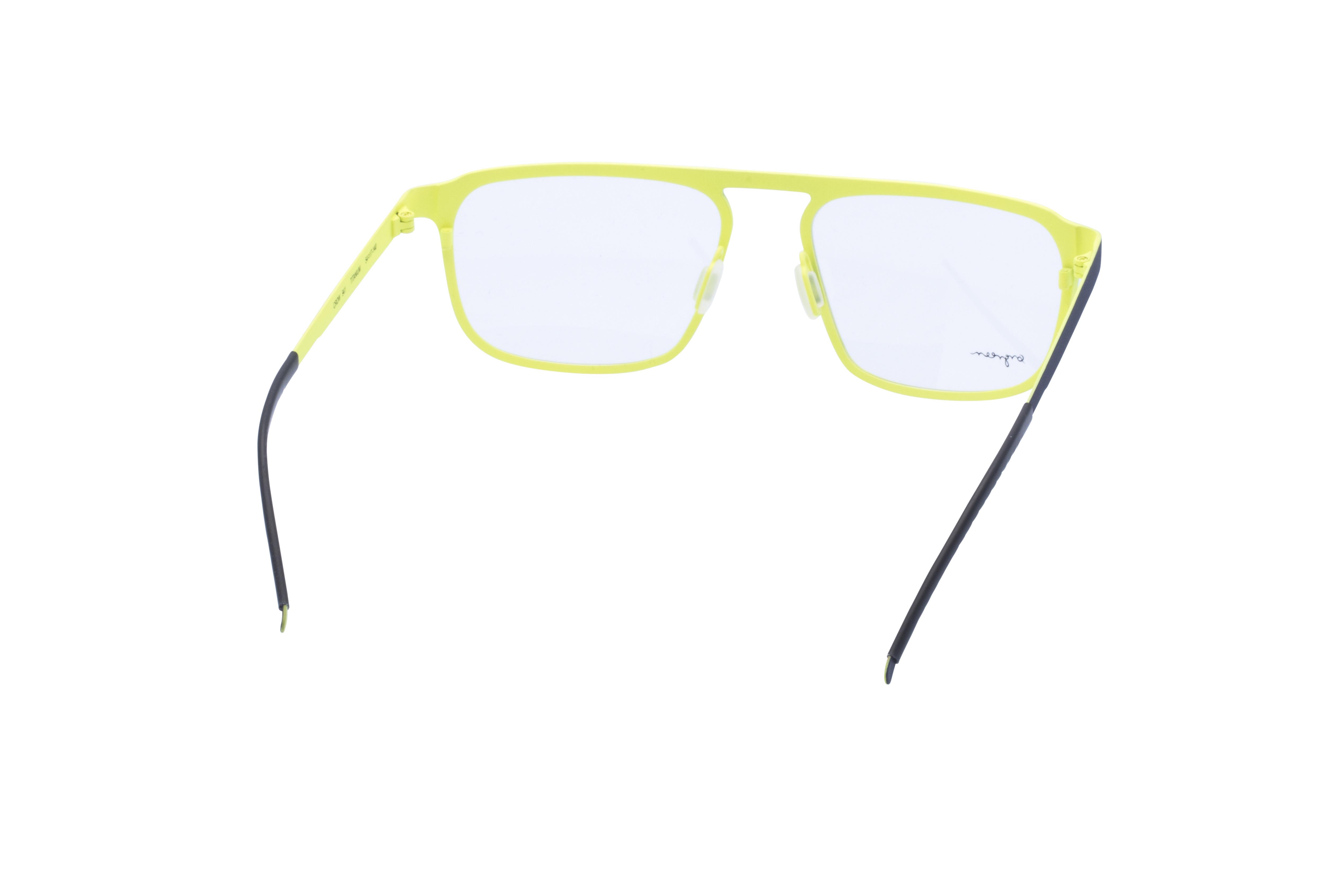 360 Grad Ansicht 11 Orgreen Crow, Brille auf Weiß - Fassung bei KUNK