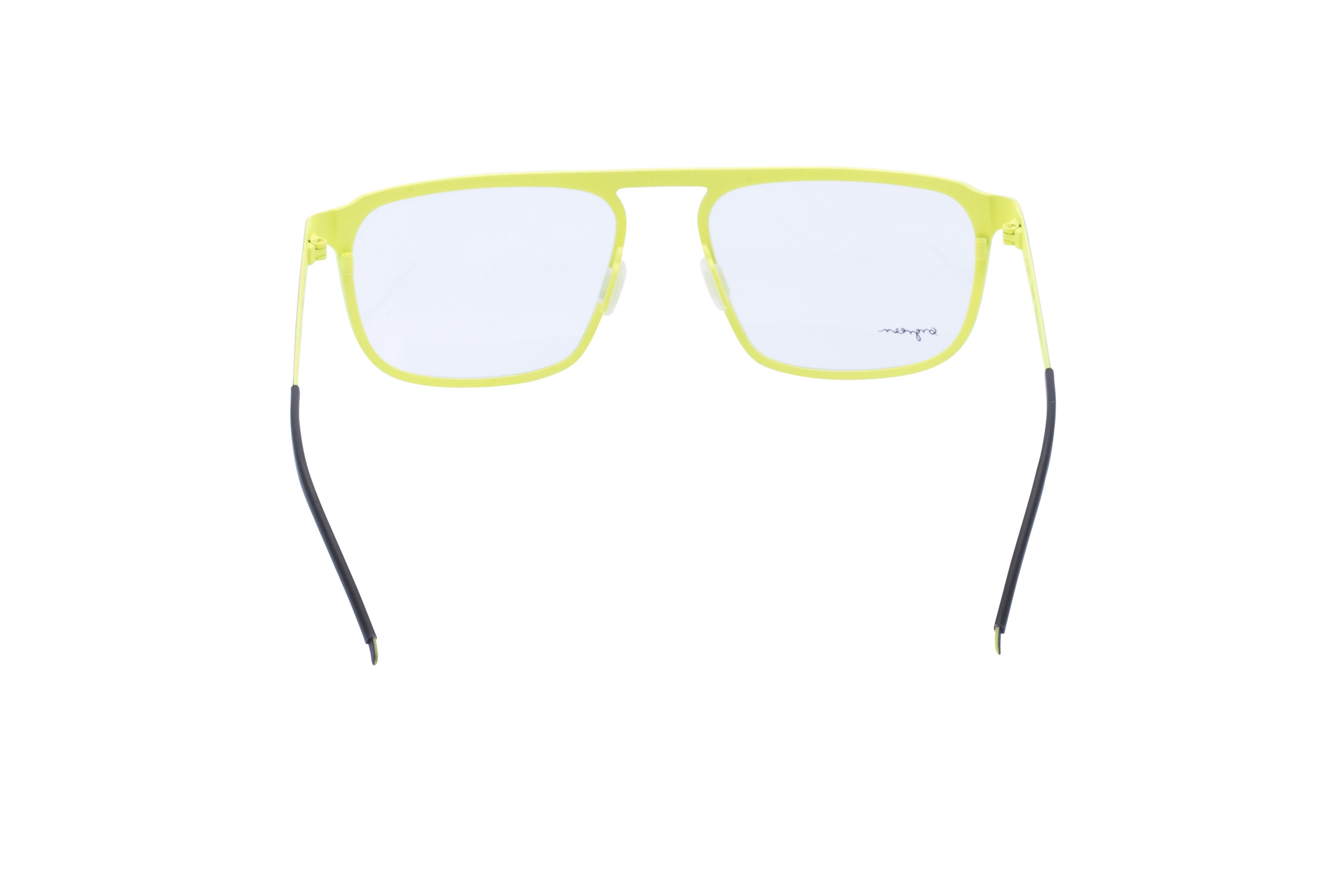 360 Grad Ansicht 12 Orgreen Crow, Brille auf Weiß - Fassung bei KUNK