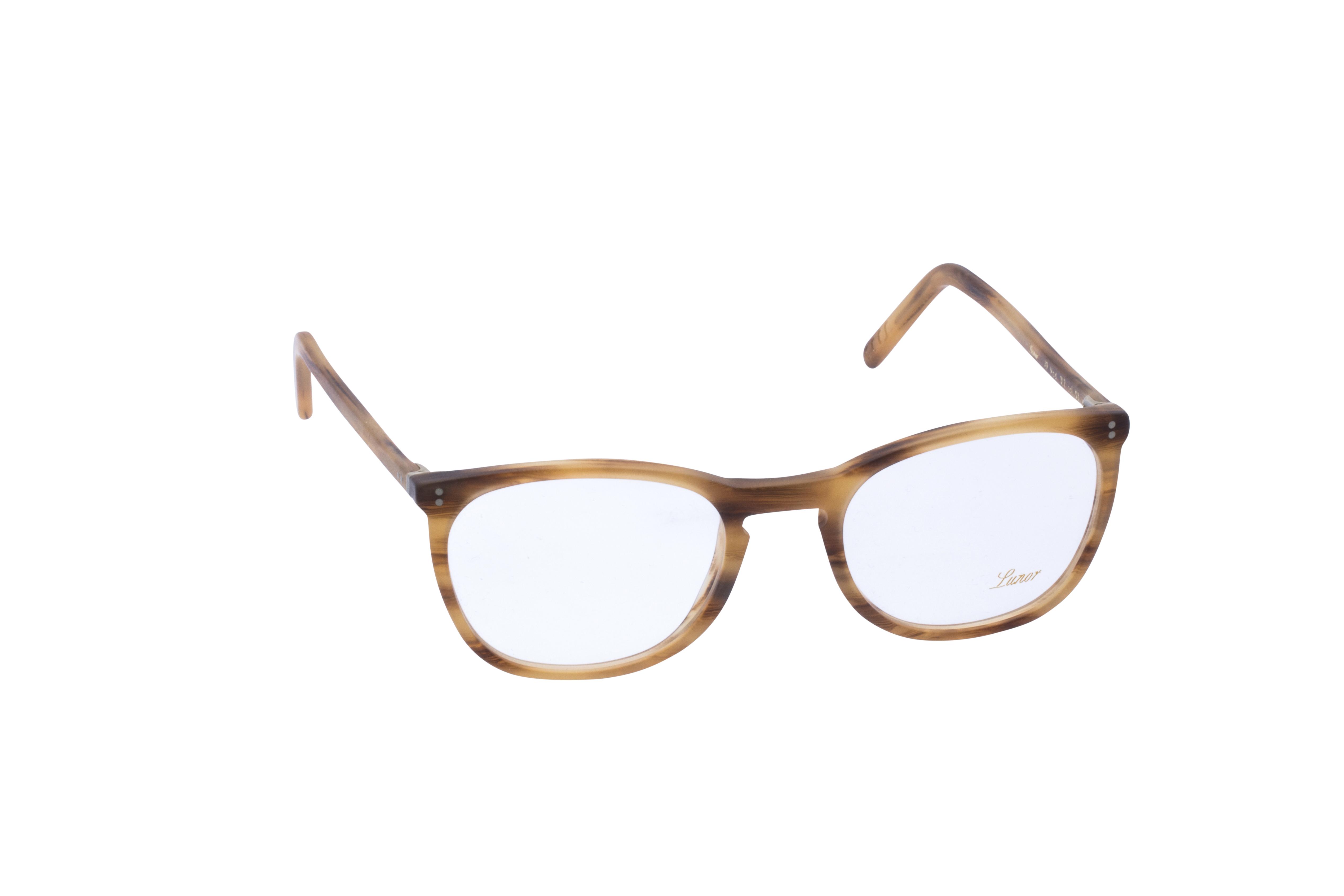 360 Grad Ansicht 1 Lunor 312, Brille auf Weiß - Fassung bei KUNK