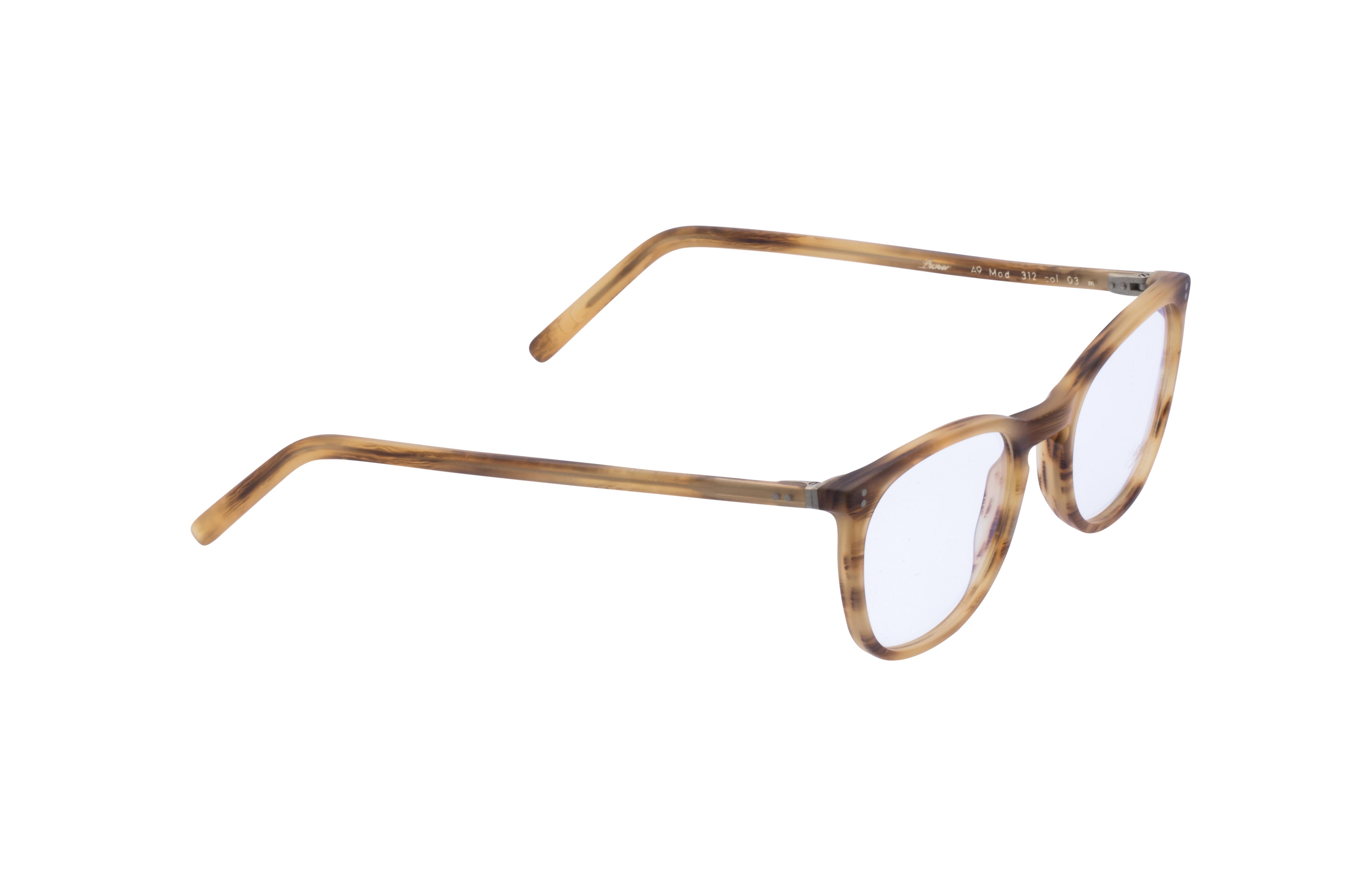 360 Grad Ansicht 4 Lunor 312, Brille auf Weiß - Fassung bei KUNK