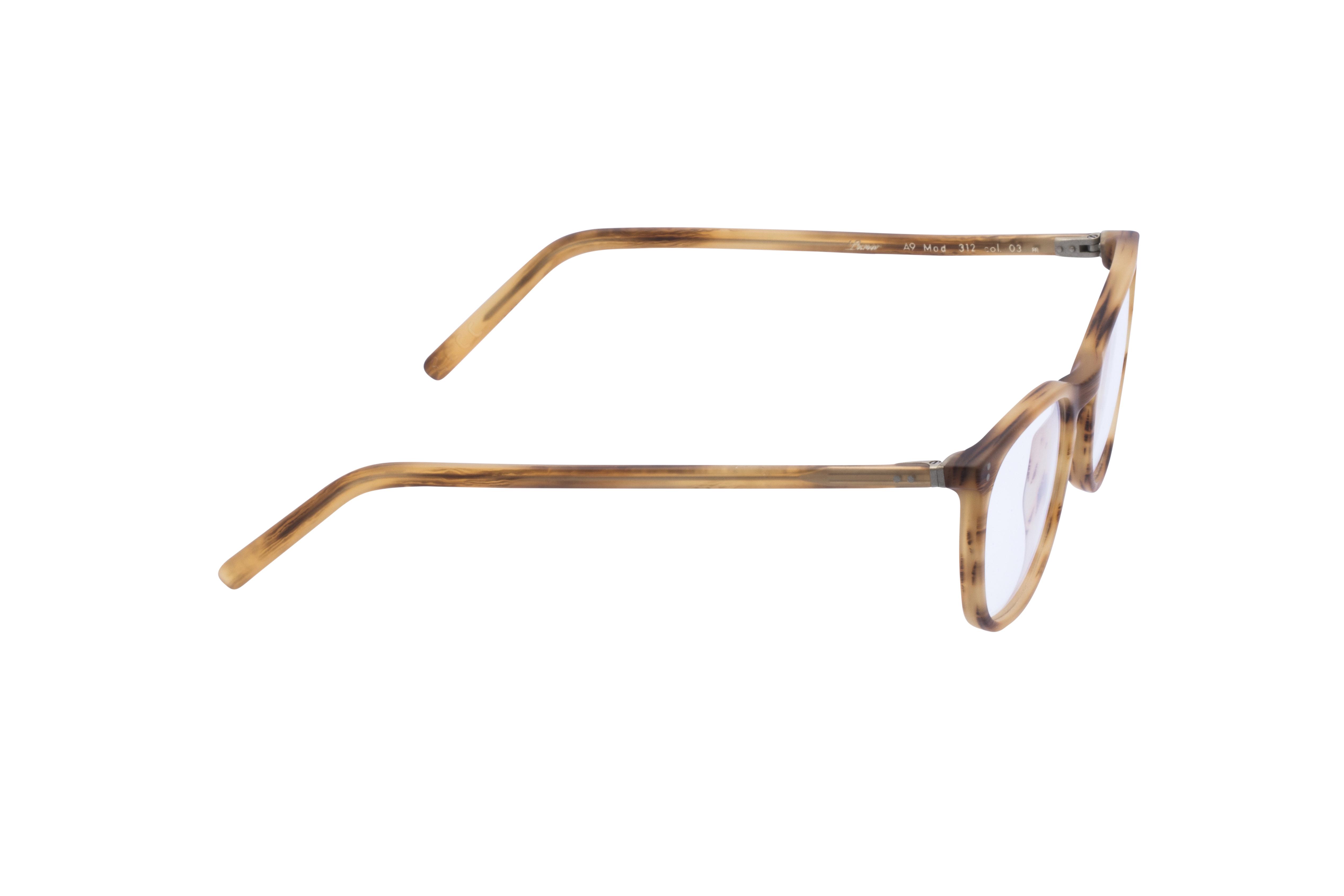 360 Grad Ansicht 5 Lunor 312, Brille auf Weiß - Fassung bei KUNK