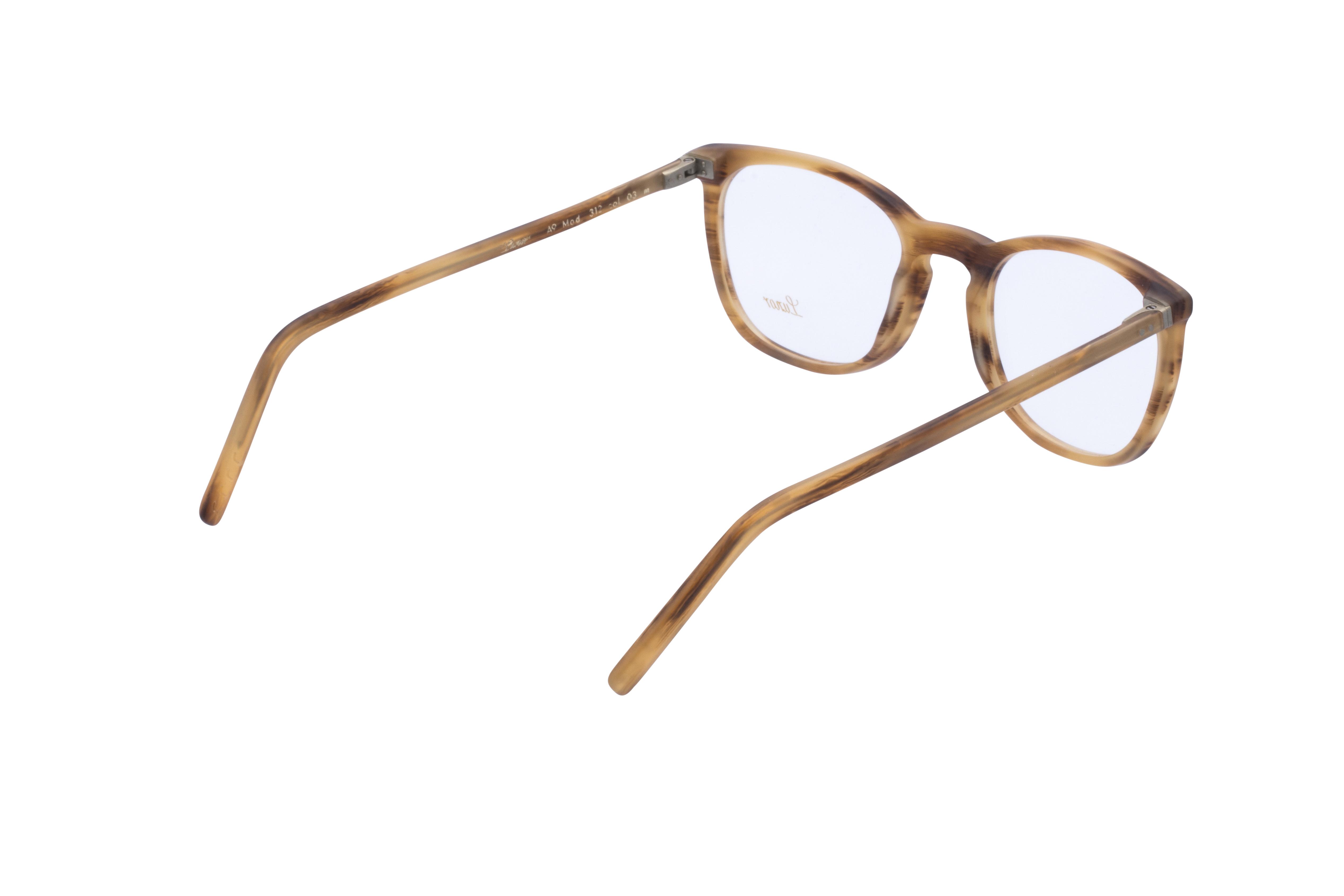 360 Grad Ansicht 9 Lunor 312, Brille auf Weiß - Fassung bei KUNK