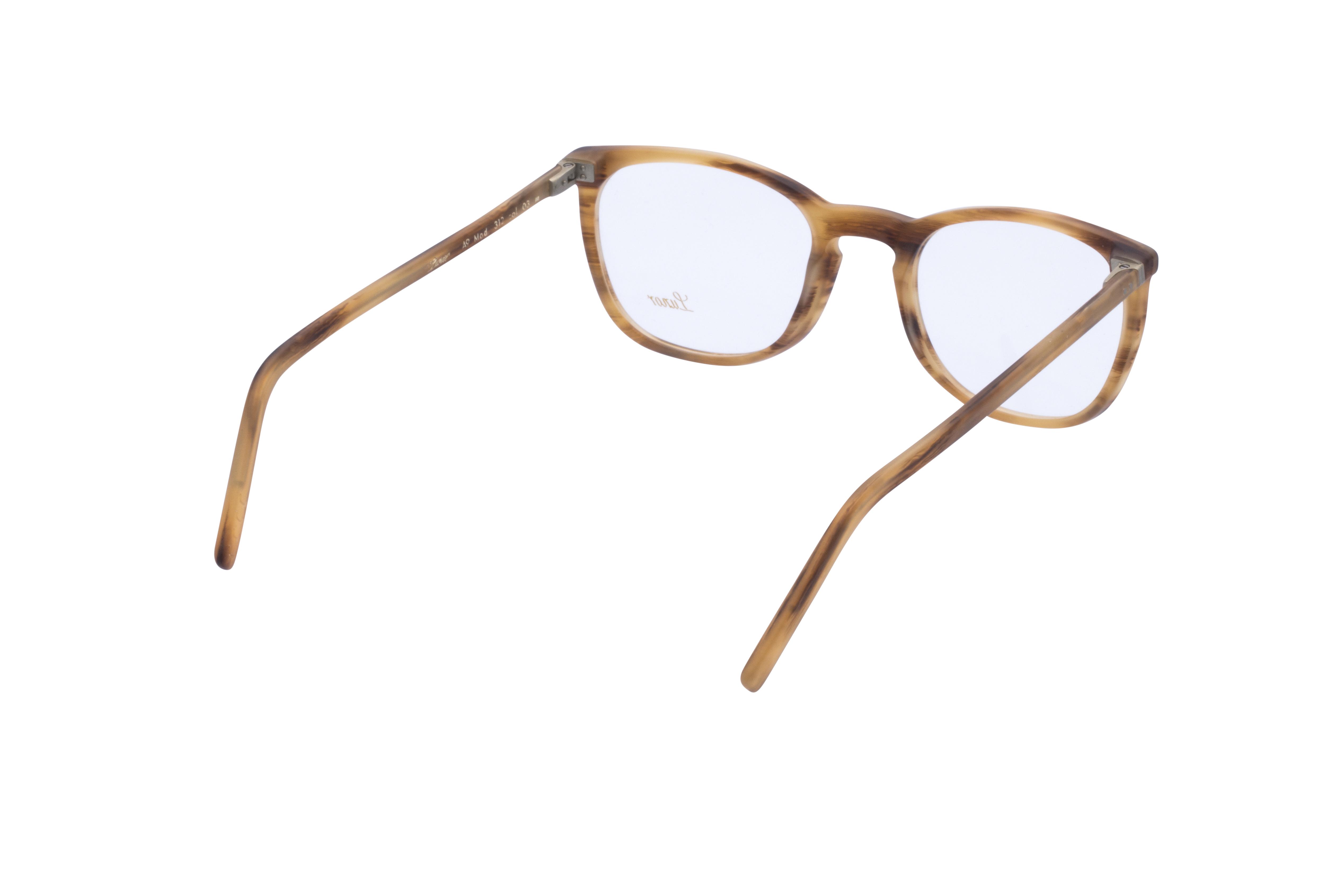 360 Grad Ansicht 10 Lunor 312, Brille auf Weiß - Fassung bei KUNK