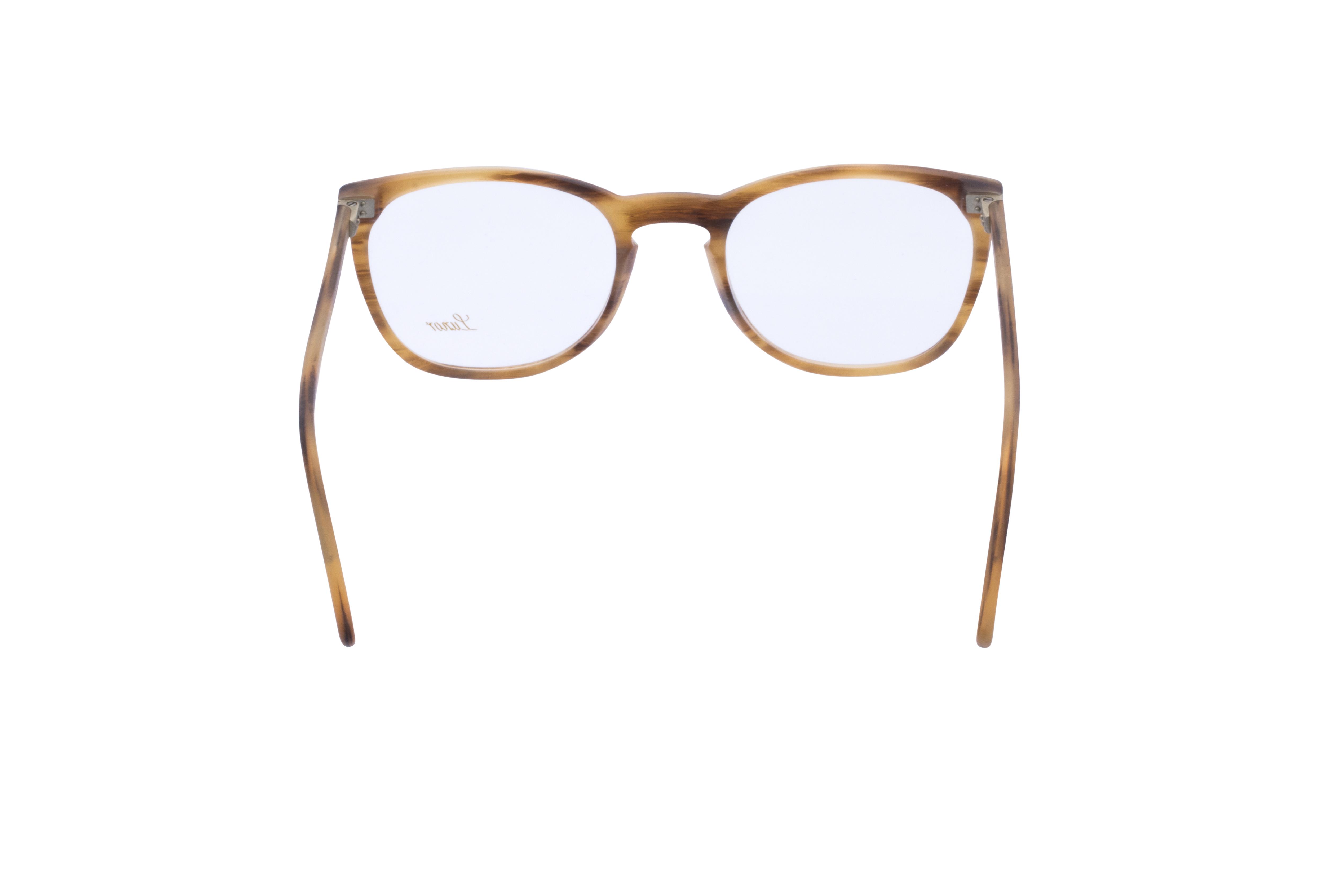360 Grad Ansicht 12 Lunor 312, Brille auf Weiß - Fassung bei KUNK