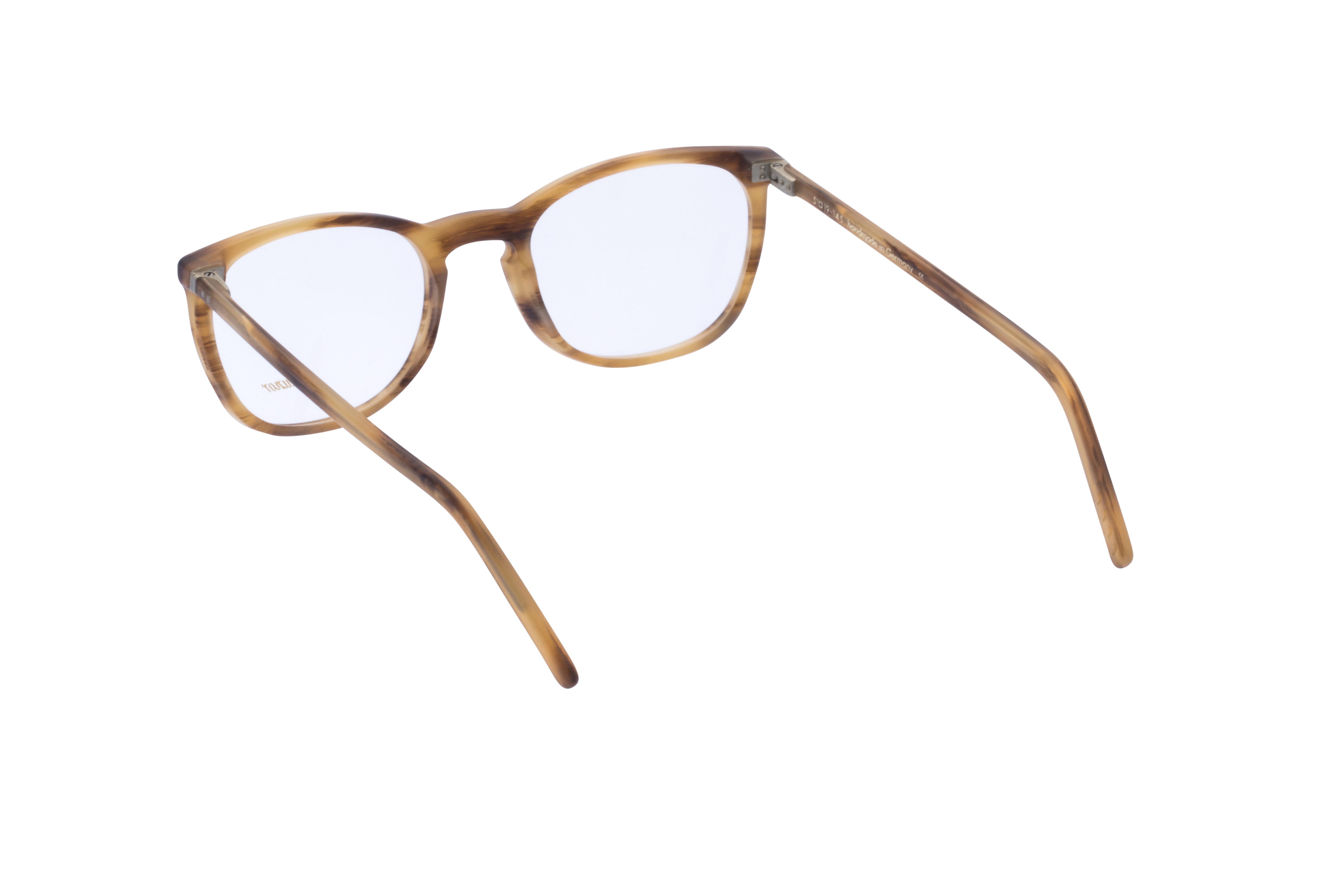 360 Grad Ansicht 14 Lunor 312, Brille auf Weiß - Fassung bei KUNK