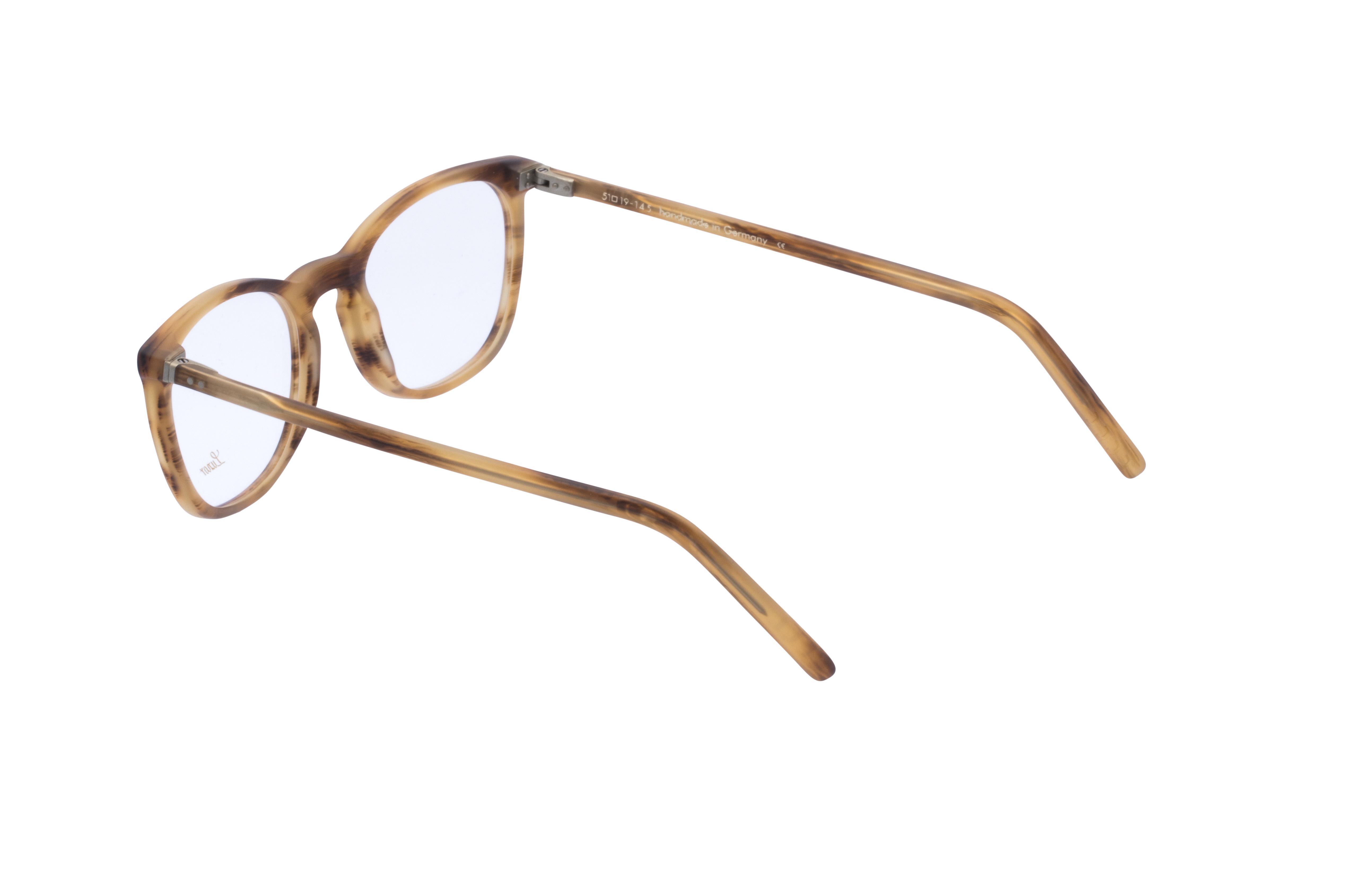 360 Grad Ansicht 16 Lunor 312, Brille auf Weiß - Fassung bei KUNK