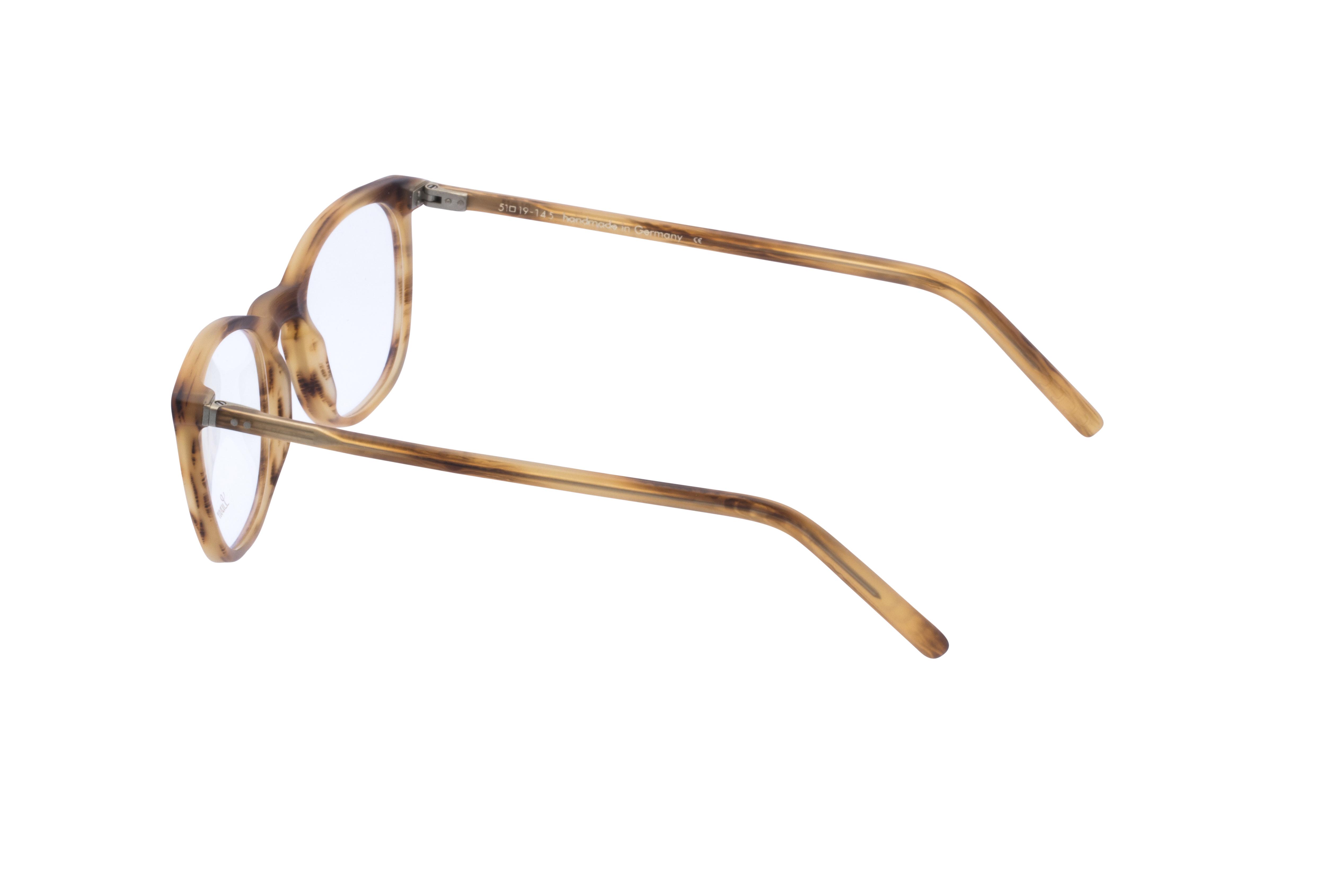 360 Grad Ansicht 17 Lunor 312, Brille auf Weiß - Fassung bei KUNK