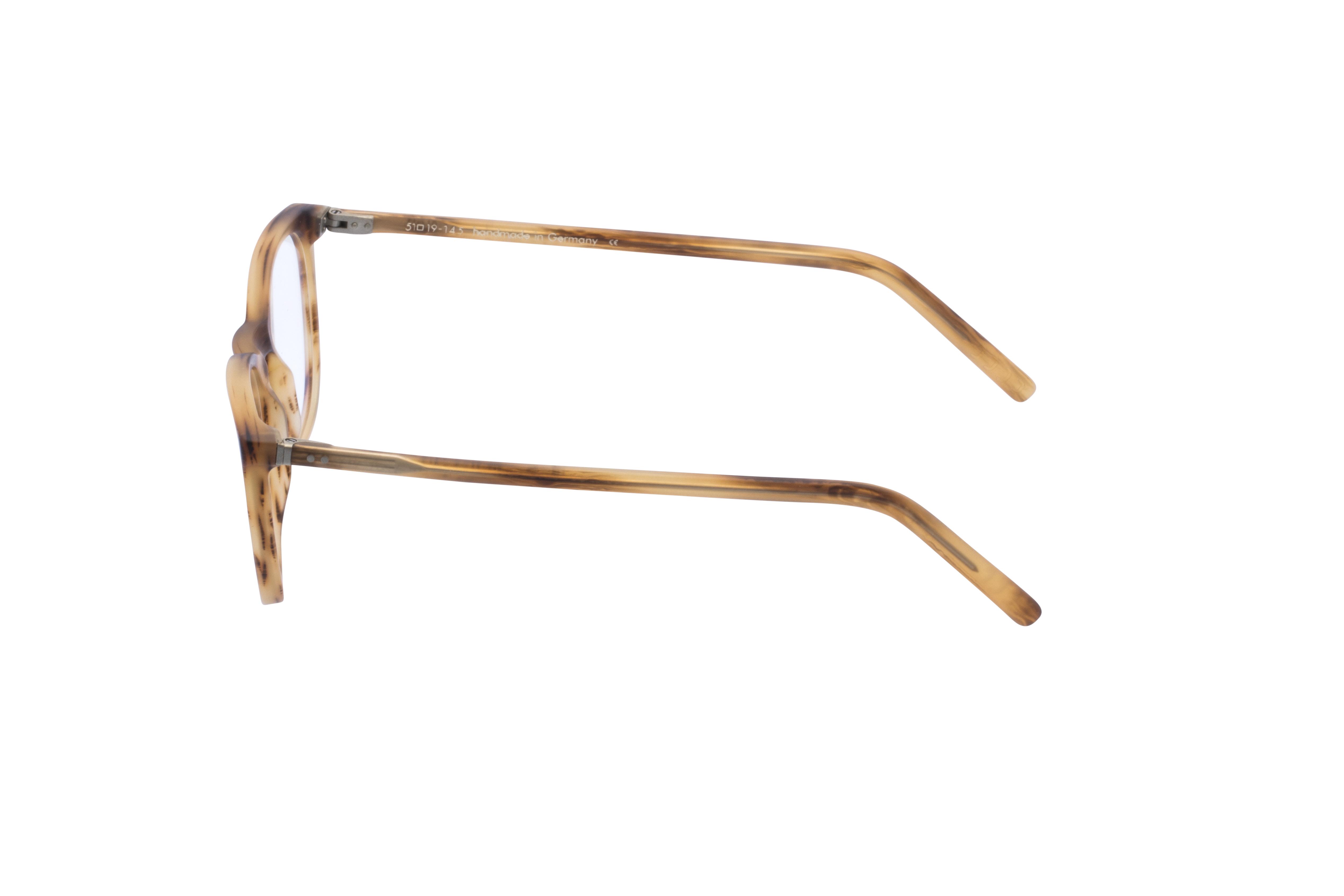 360 Grad Ansicht 18 Lunor 312, Brille auf Weiß - Fassung bei KUNK