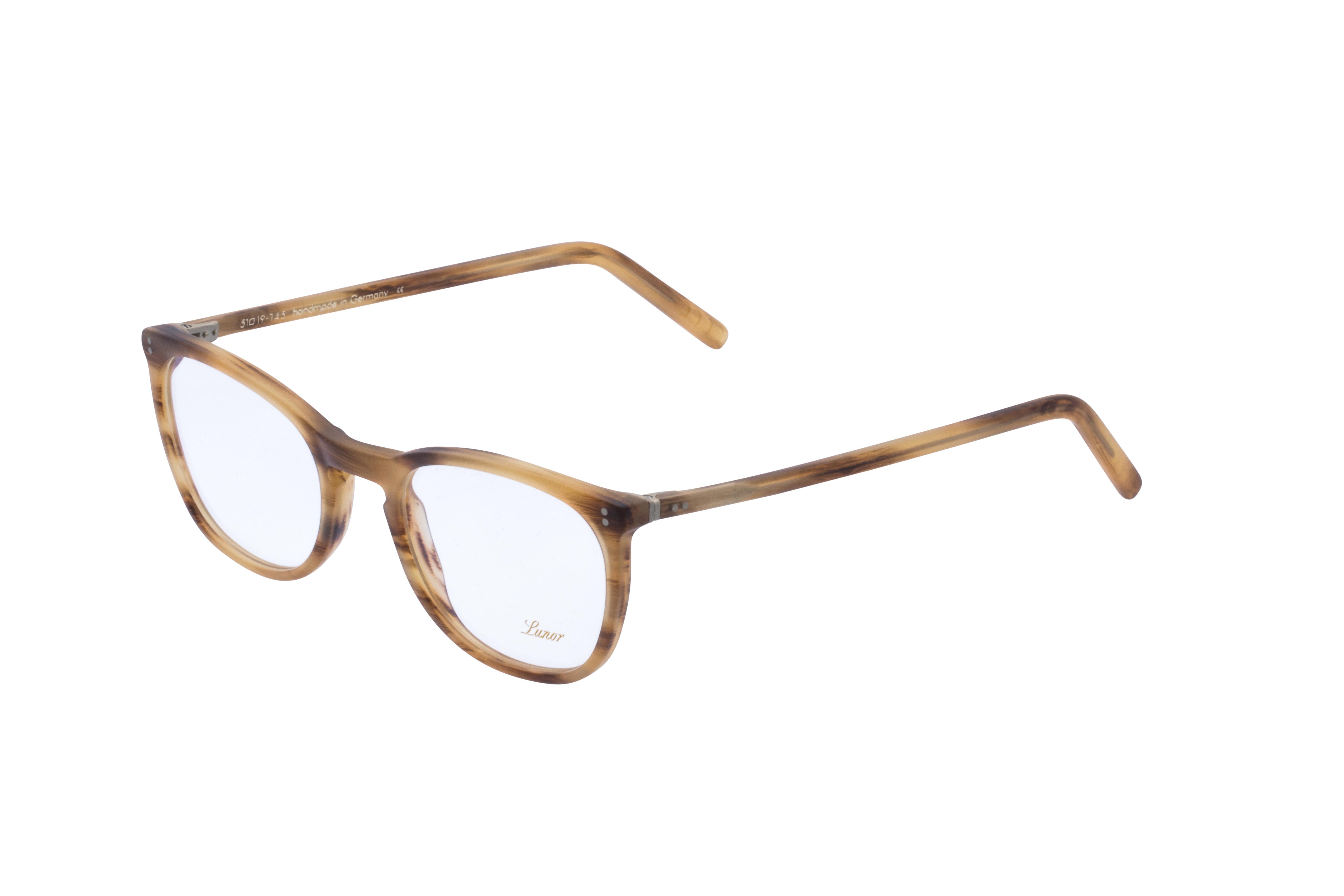360 Grad Ansicht 21 Lunor 312, Brille auf Weiß - Fassung bei KUNK